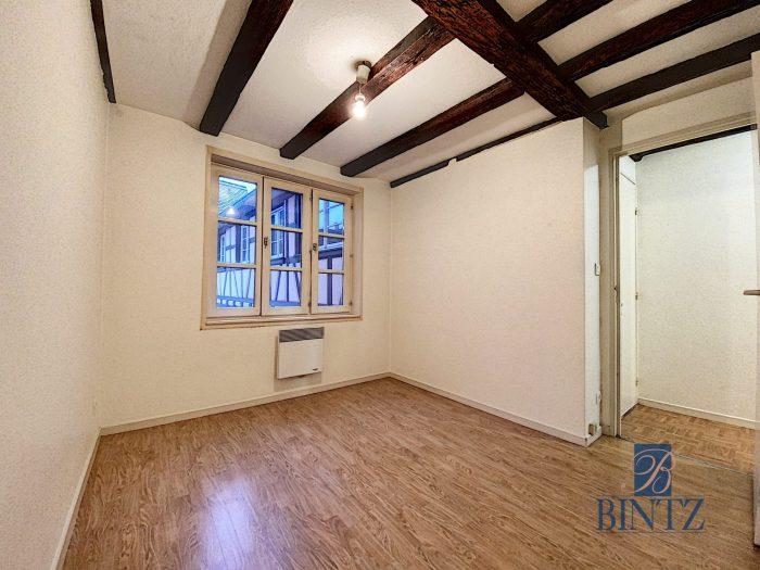 T2 rue des bouchers - Devenez locataire en toute sérénité - Bintz Immobilier