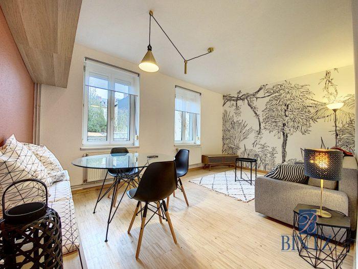 2P MEUBLÉ NEUDORF - Devenez locataire en toute sérénité - Bintz Immobilier