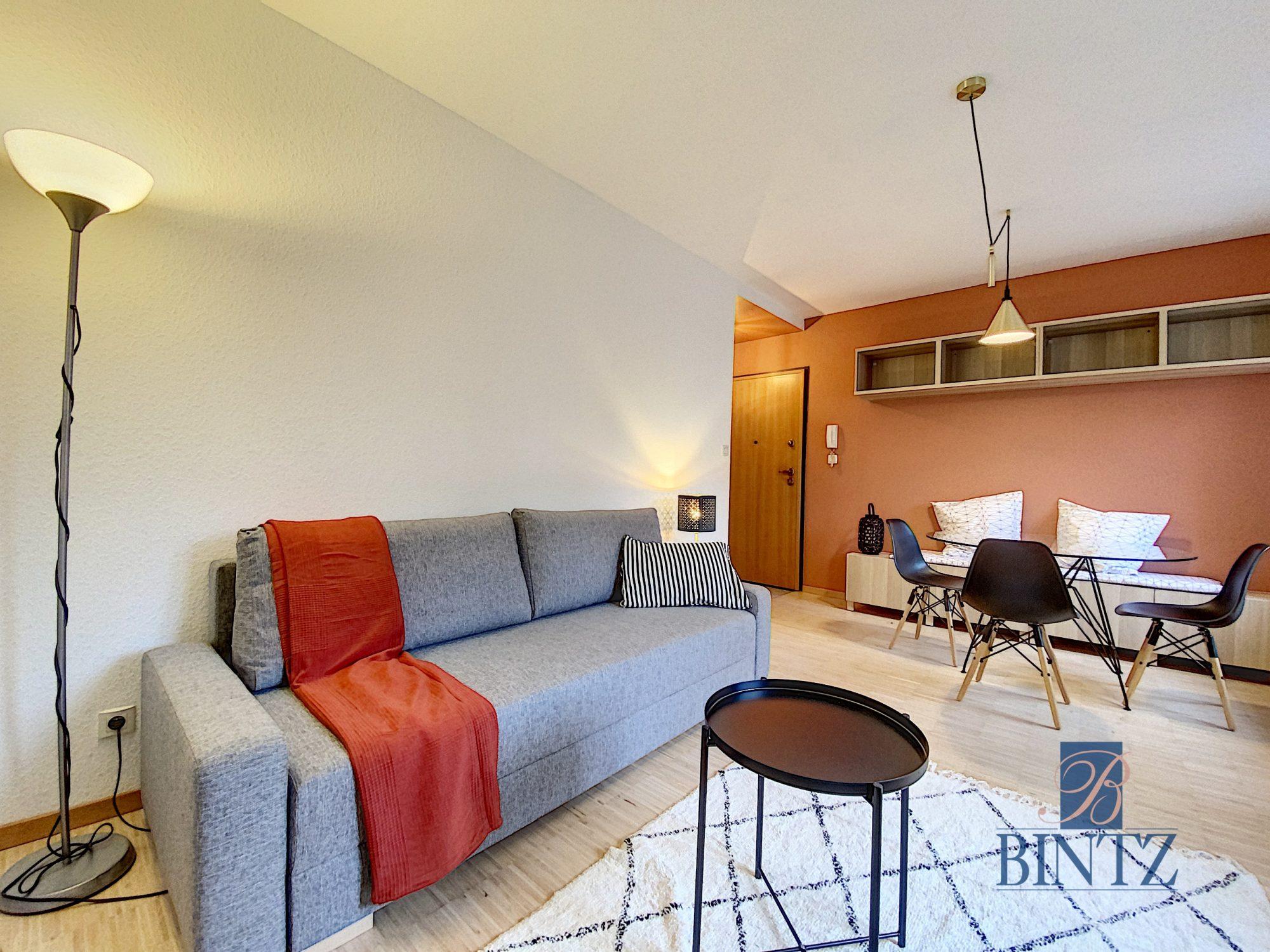 2P MEUBLÉ NEUDORF - Devenez locataire en toute sérénité - Bintz Immobilier - 3