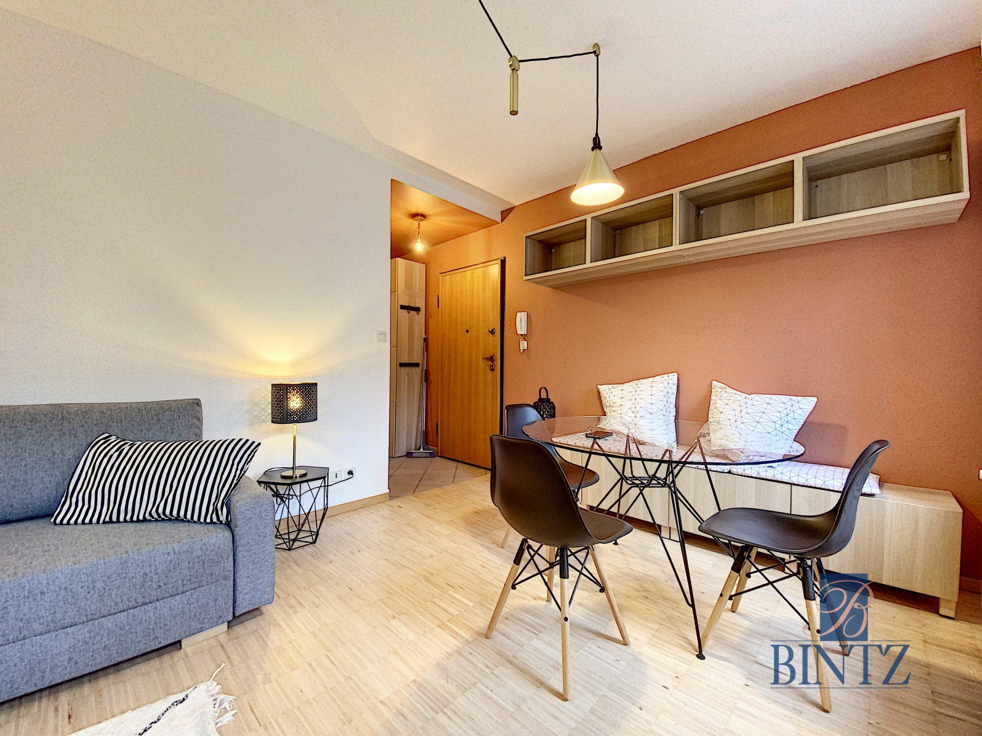 2P MEUBLÉ NEUDORF - Devenez locataire en toute sérénité - Bintz Immobilier - 2
