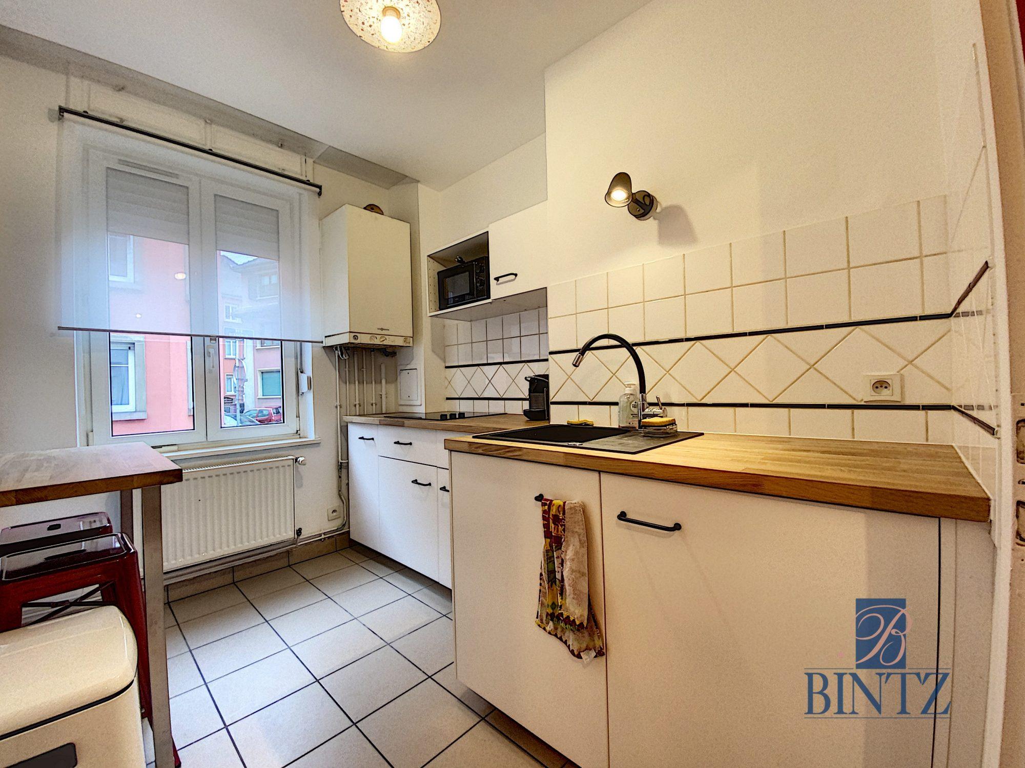 2P MEUBLÉ NEUDORF - Devenez locataire en toute sérénité - Bintz Immobilier - 4