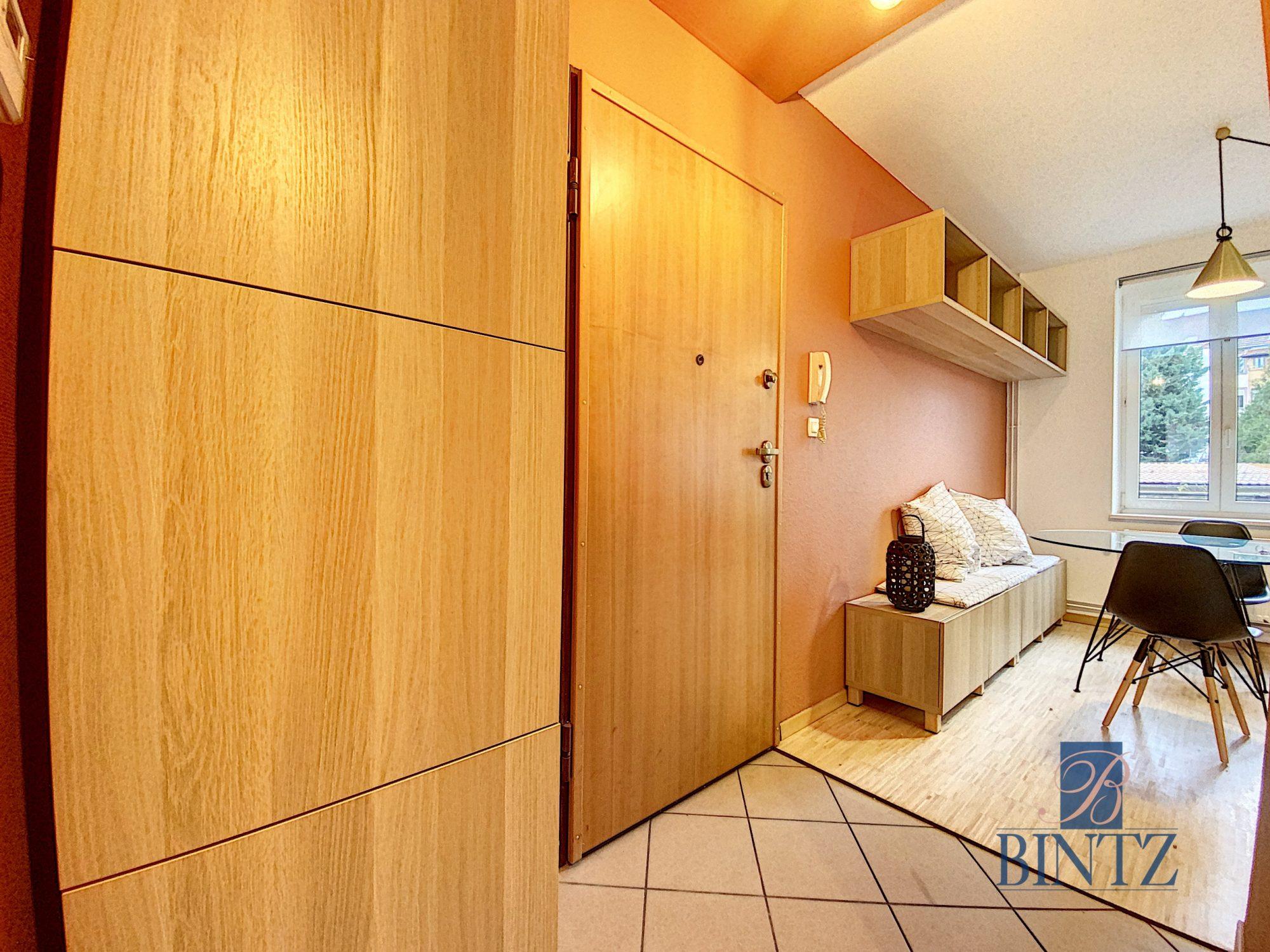 2P MEUBLÉ NEUDORF - Devenez locataire en toute sérénité - Bintz Immobilier - 12
