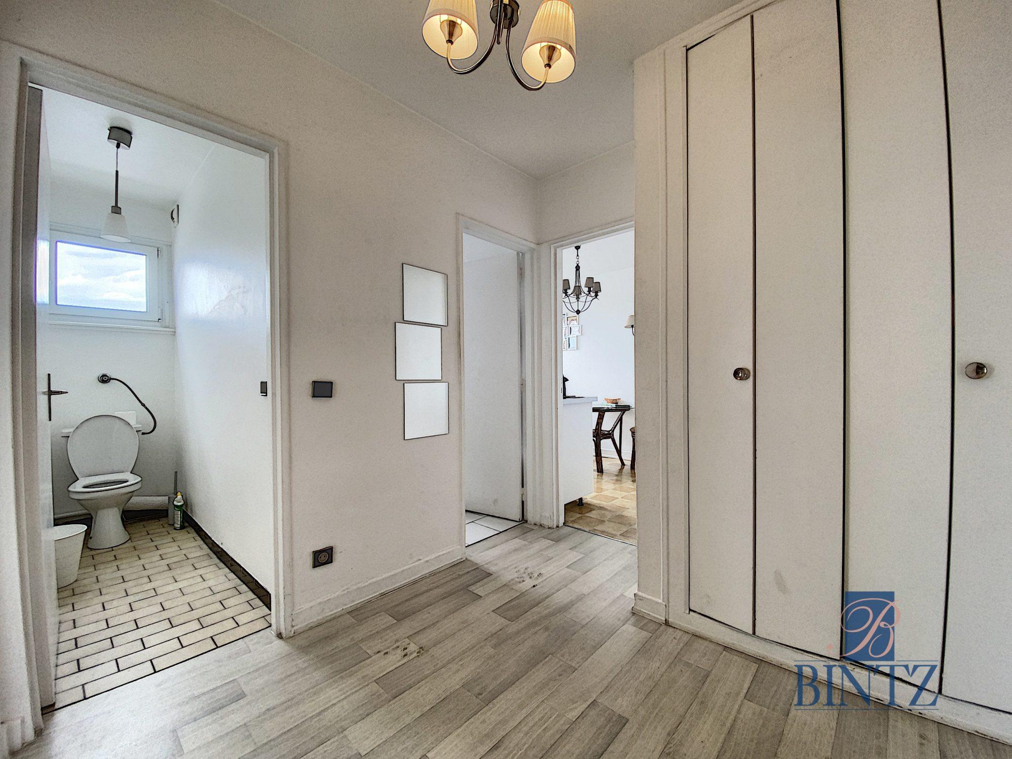 GRAND T1 AVEC TERRASSE QUARTIER GARE - Devenez locataire en toute sérénité - Bintz Immobilier - 4