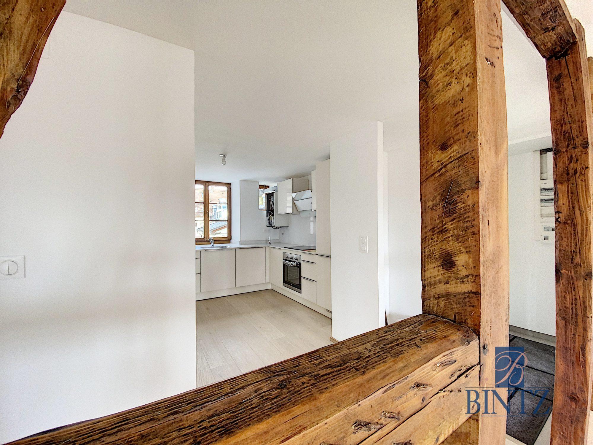 4 pièces refait à neuf quartier Gare - Devenez locataire en toute sérénité - Bintz Immobilier - 7