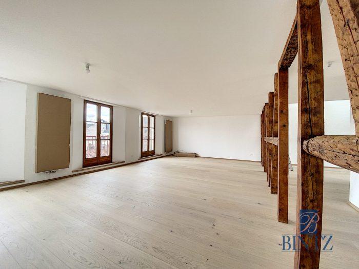 4 pièces refait à neuf quartier Gare - Devenez locataire en toute sérénité - Bintz Immobilier