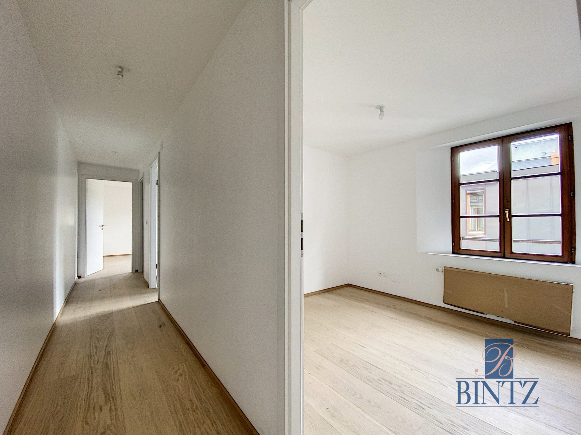 4 pièces refait à neuf quartier Gare - Devenez locataire en toute sérénité - Bintz Immobilier - 2