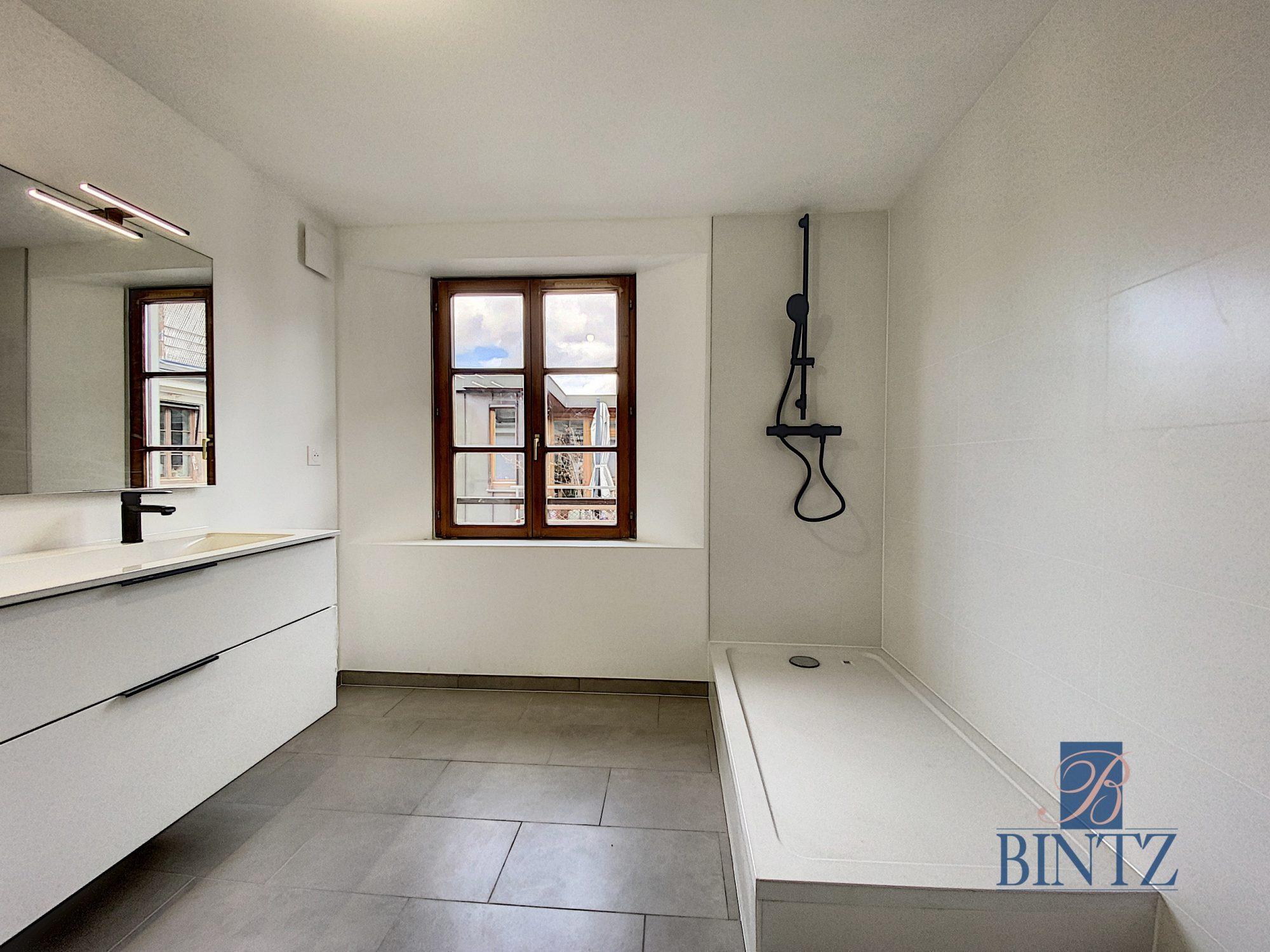 4 pièces refait à neuf quartier Gare - Devenez locataire en toute sérénité - Bintz Immobilier - 4