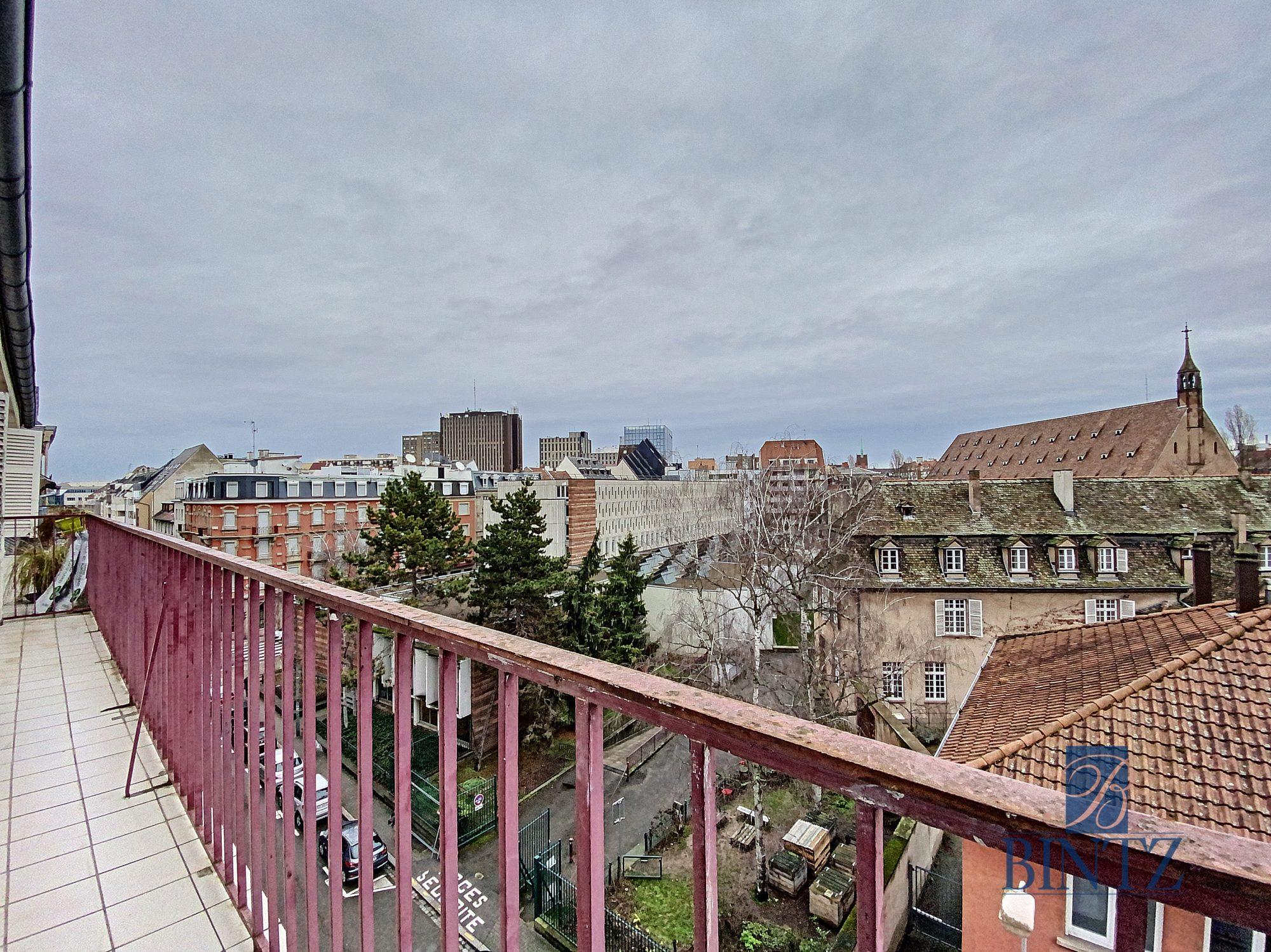 4 pièces refait à neuf quartier Gare - Devenez locataire en toute sérénité - Bintz Immobilier - 3
