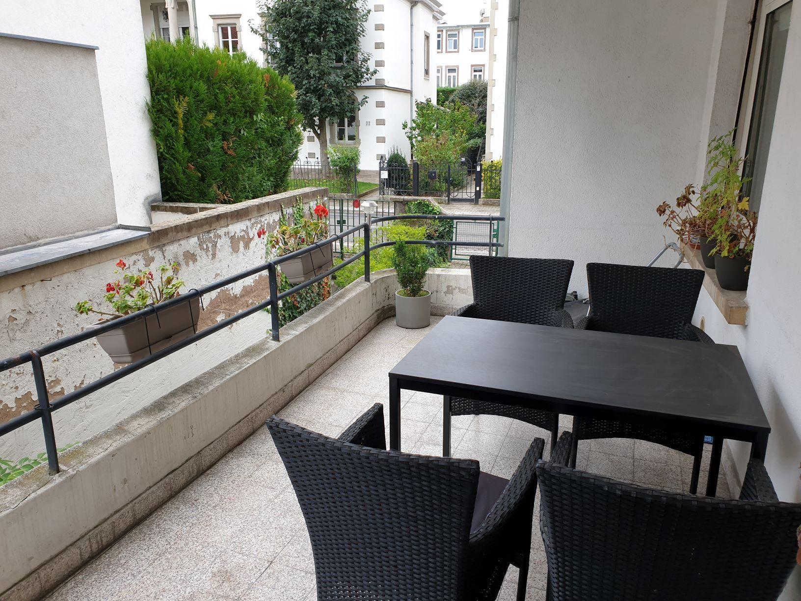 3P avec terrasse orangerie - Devenez locataire en toute sérénité - Bintz Immobilier - 2