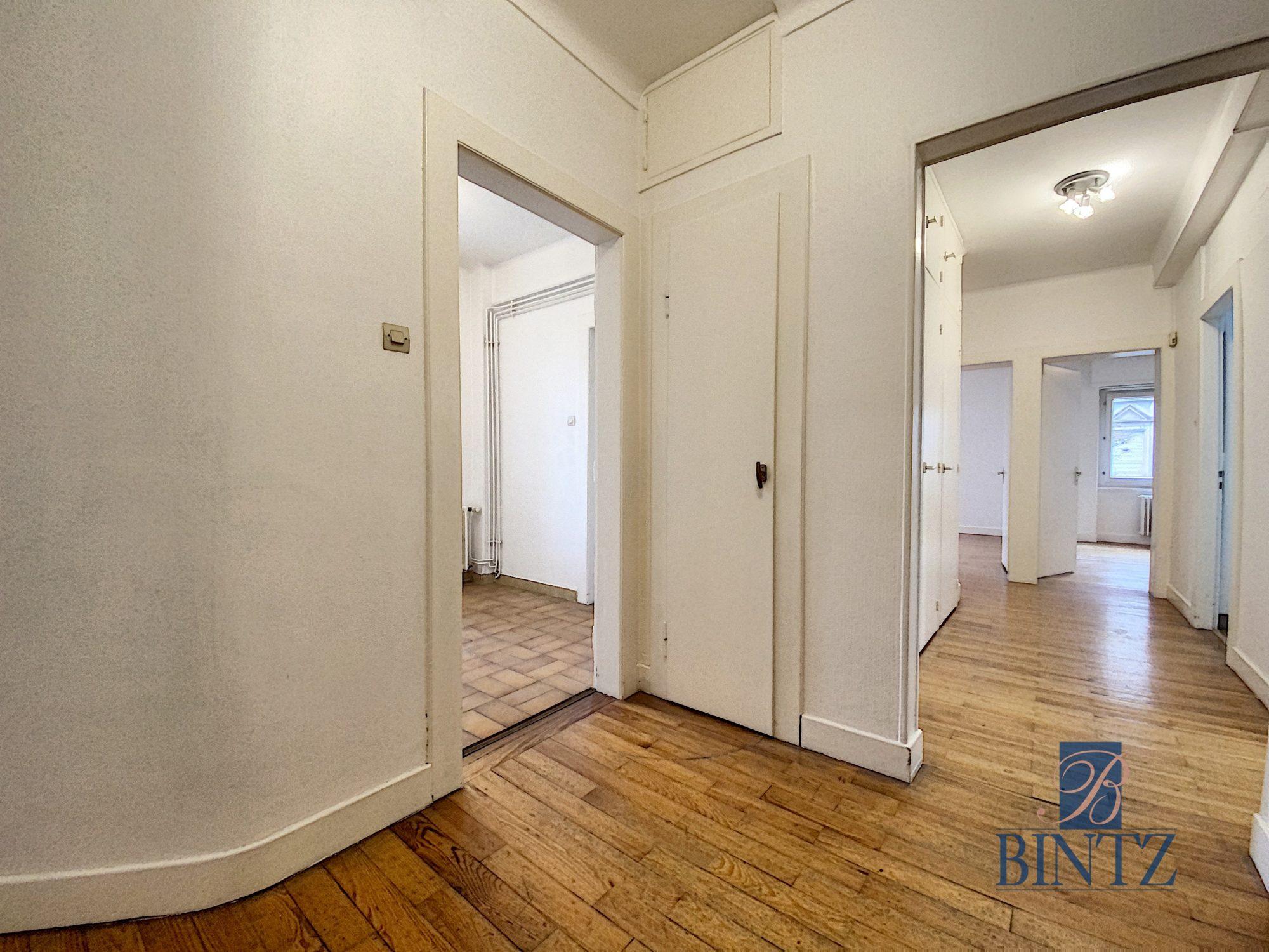 3P avec terrasse orangerie - Devenez locataire en toute sérénité - Bintz Immobilier - 5