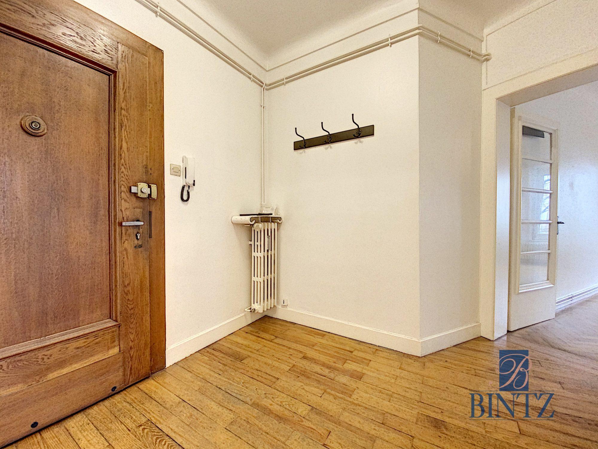 3P avec terrasse orangerie - Devenez locataire en toute sérénité - Bintz Immobilier - 8