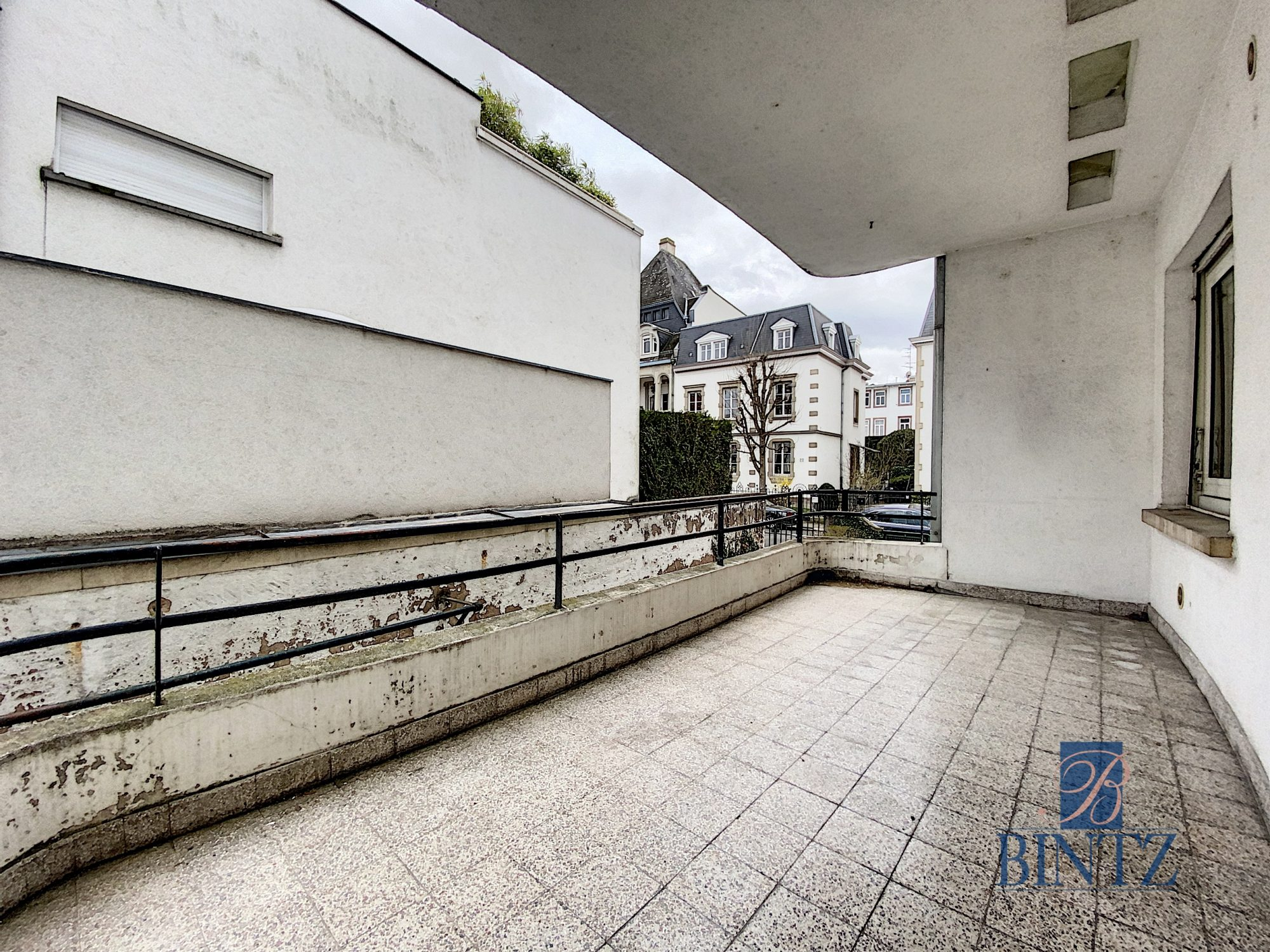 3P avec terrasse orangerie - Devenez locataire en toute sérénité - Bintz Immobilier - 9