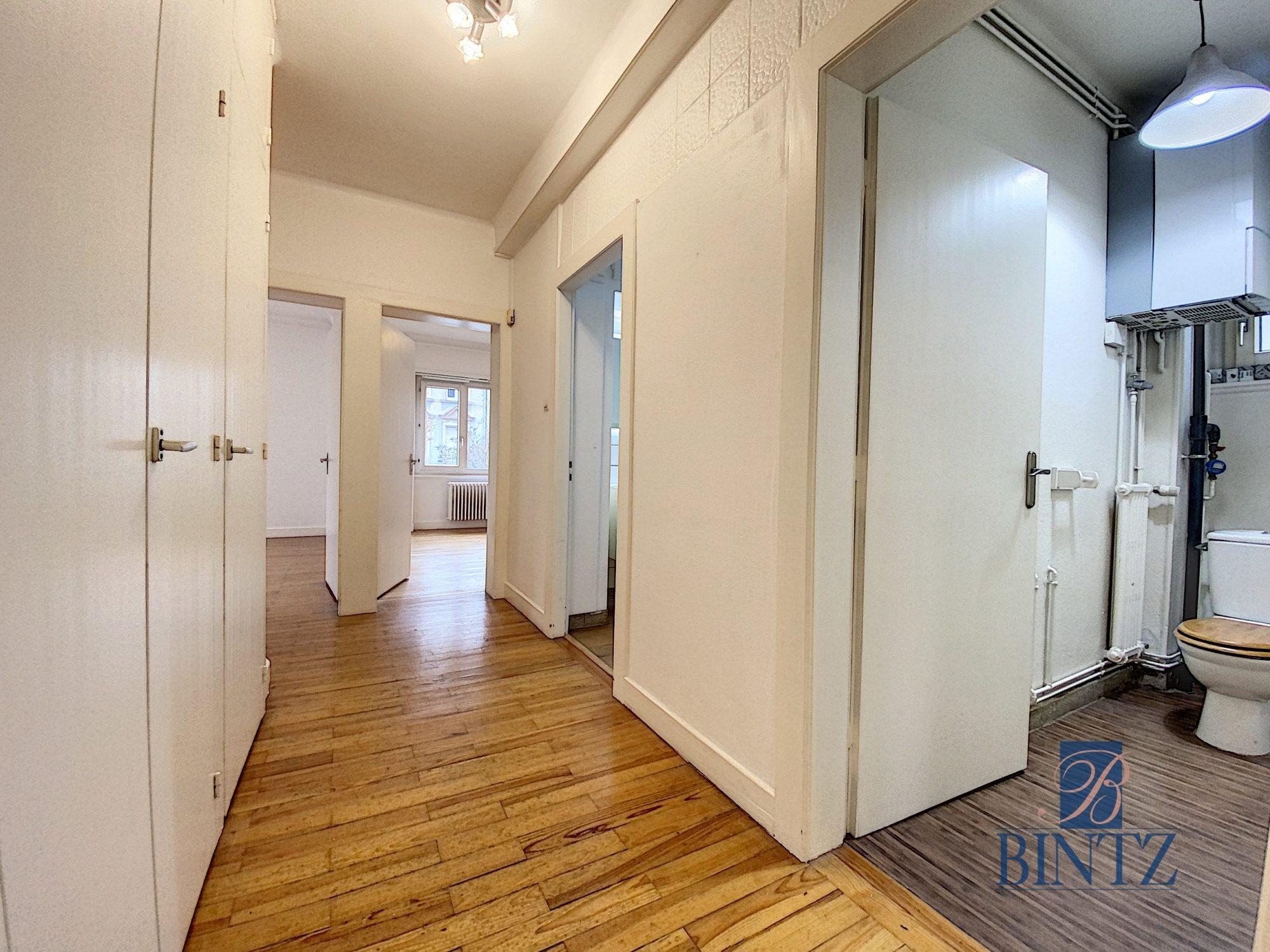 3P avec terrasse orangerie - Devenez locataire en toute sérénité - Bintz Immobilier - 13