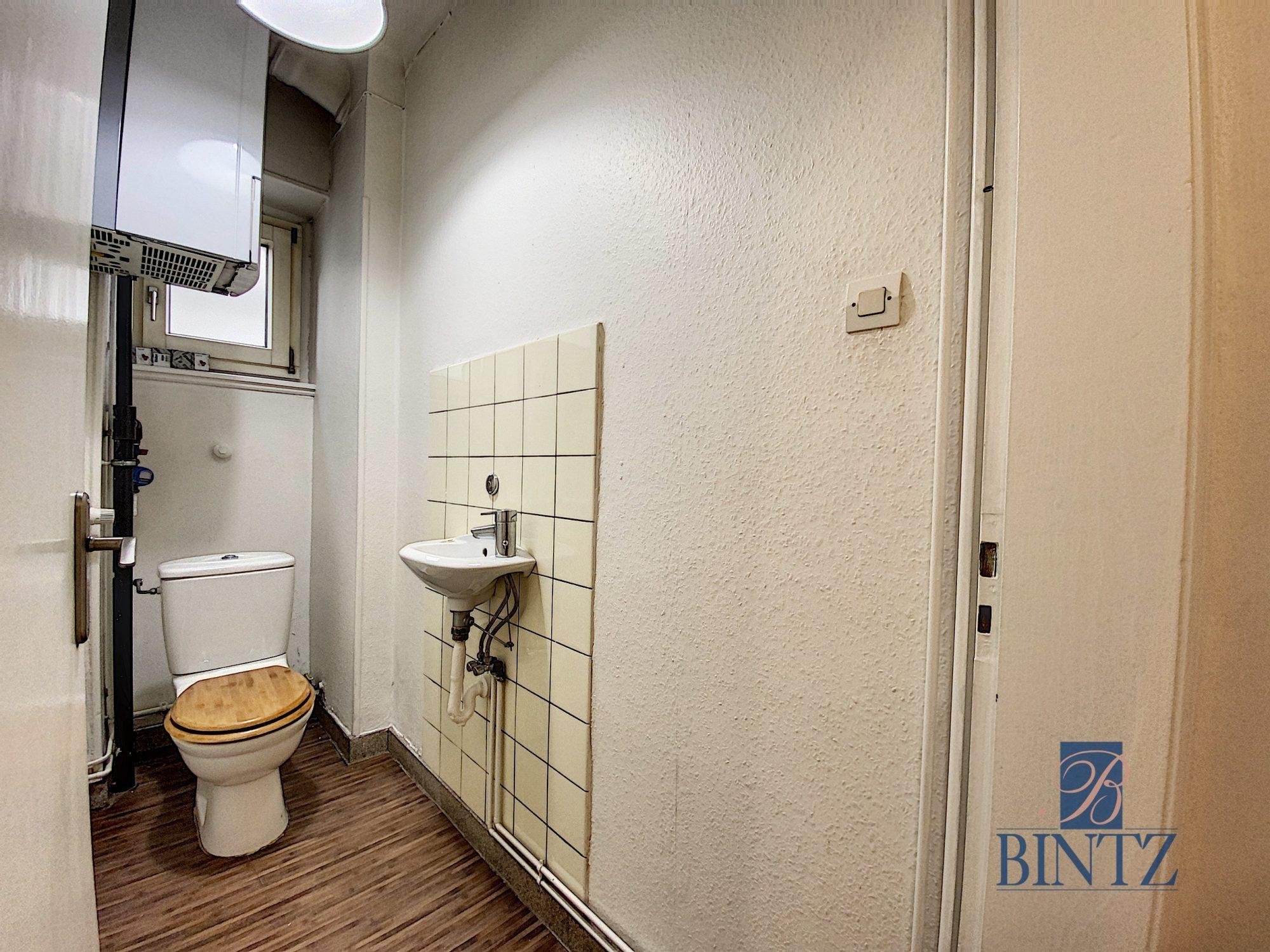 3P avec terrasse orangerie - Devenez locataire en toute sérénité - Bintz Immobilier - 14