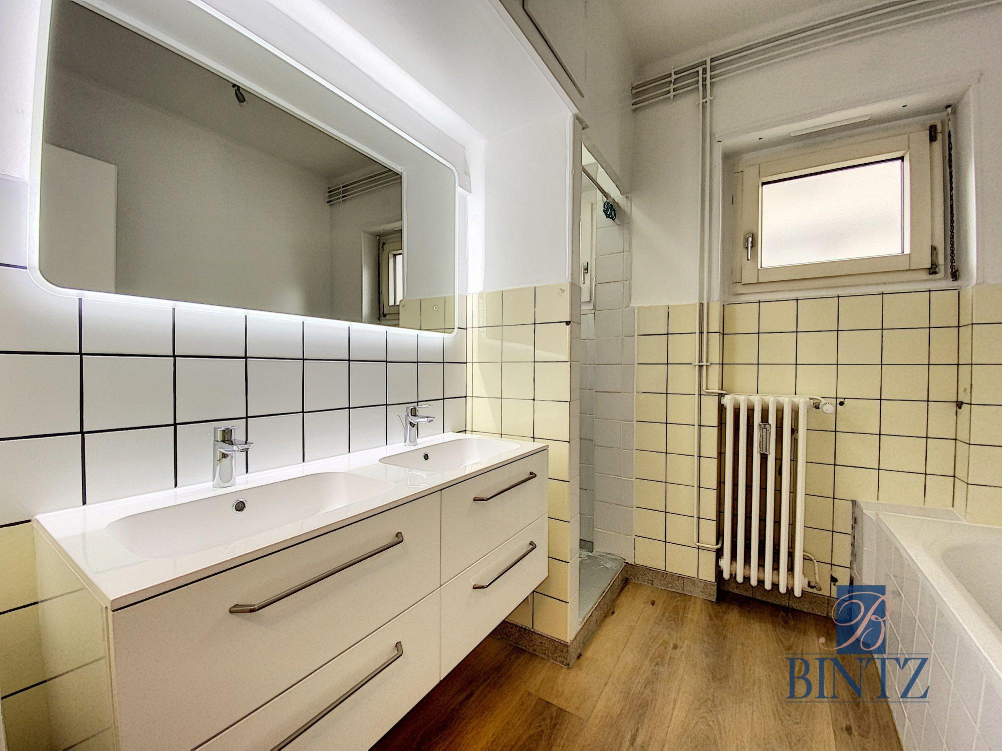 3P avec terrasse orangerie - Devenez locataire en toute sérénité - Bintz Immobilier - 15