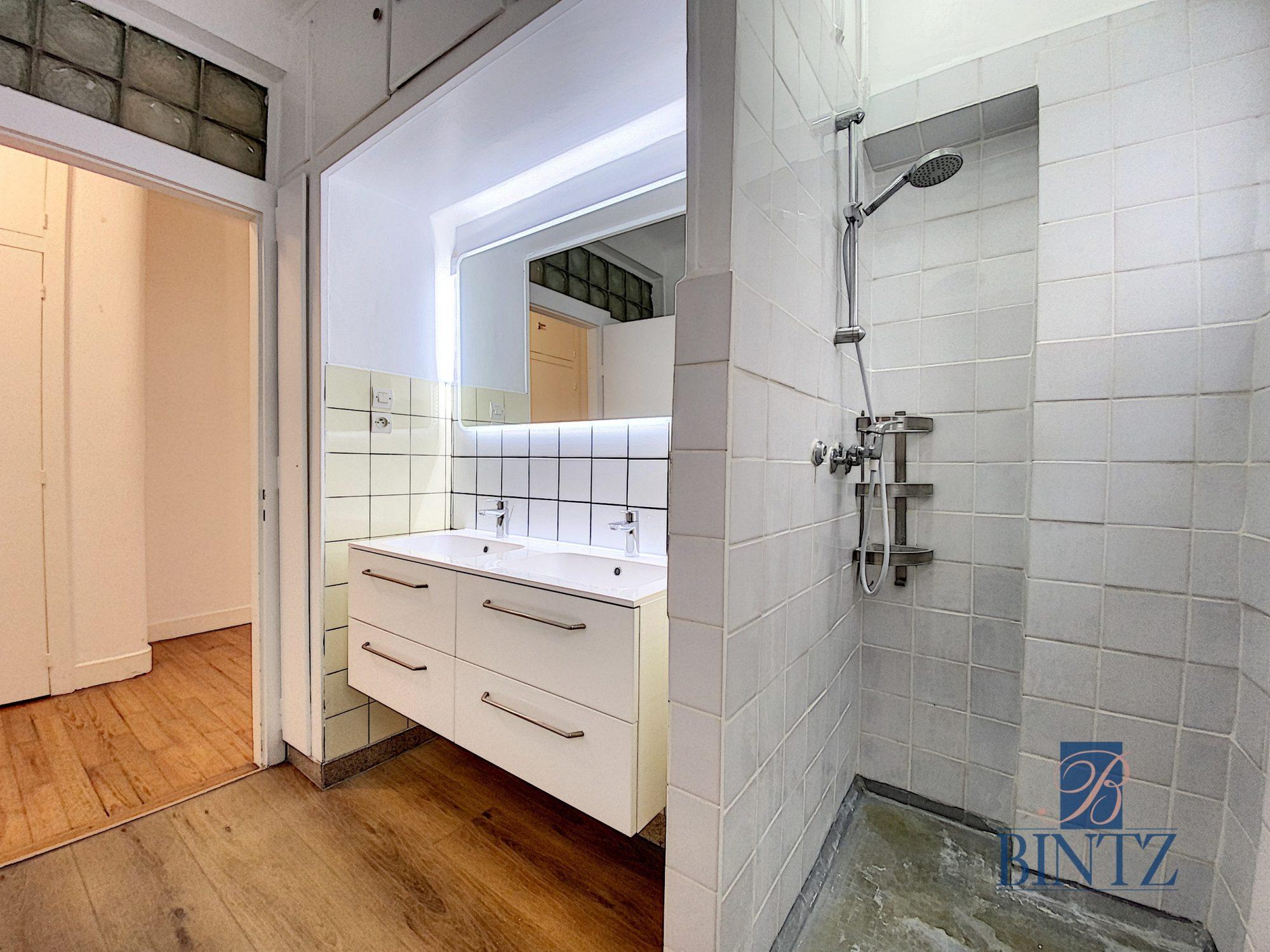 3P avec terrasse orangerie - Devenez locataire en toute sérénité - Bintz Immobilier - 16