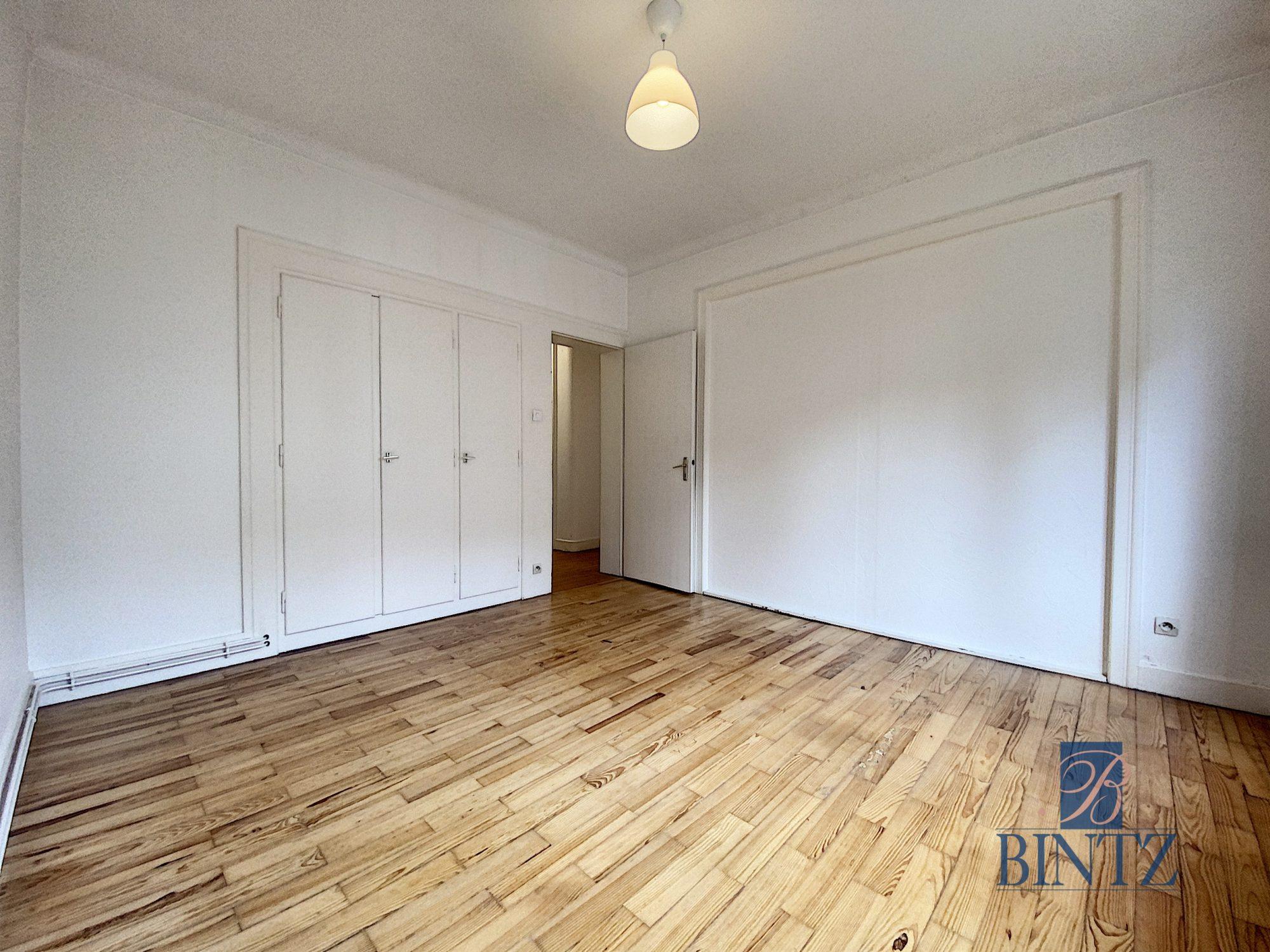 3P avec terrasse orangerie - Devenez locataire en toute sérénité - Bintz Immobilier - 20