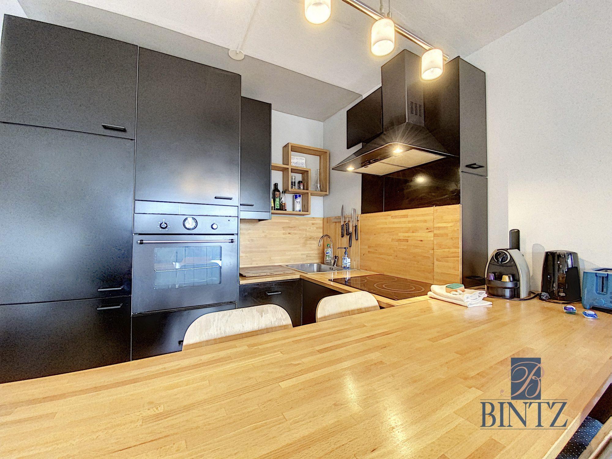 2P MEUBLÉ FG NATIONAL AVEC BALCON - Devenez locataire en toute sérénité - Bintz Immobilier - 4