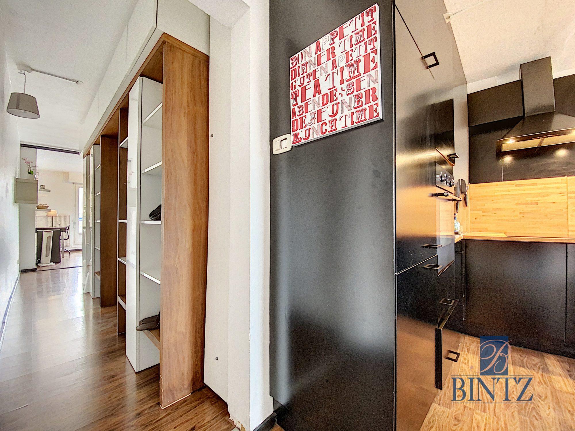 2P MEUBLÉ FG NATIONAL AVEC BALCON - Devenez locataire en toute sérénité - Bintz Immobilier - 6