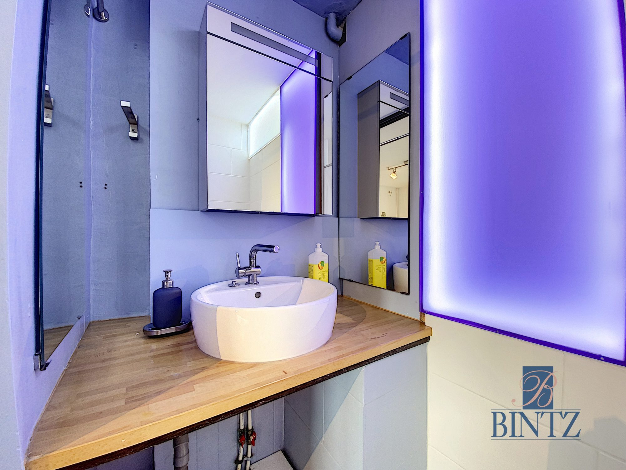 2P MEUBLÉ FG NATIONAL AVEC BALCON - Devenez locataire en toute sérénité - Bintz Immobilier - 9