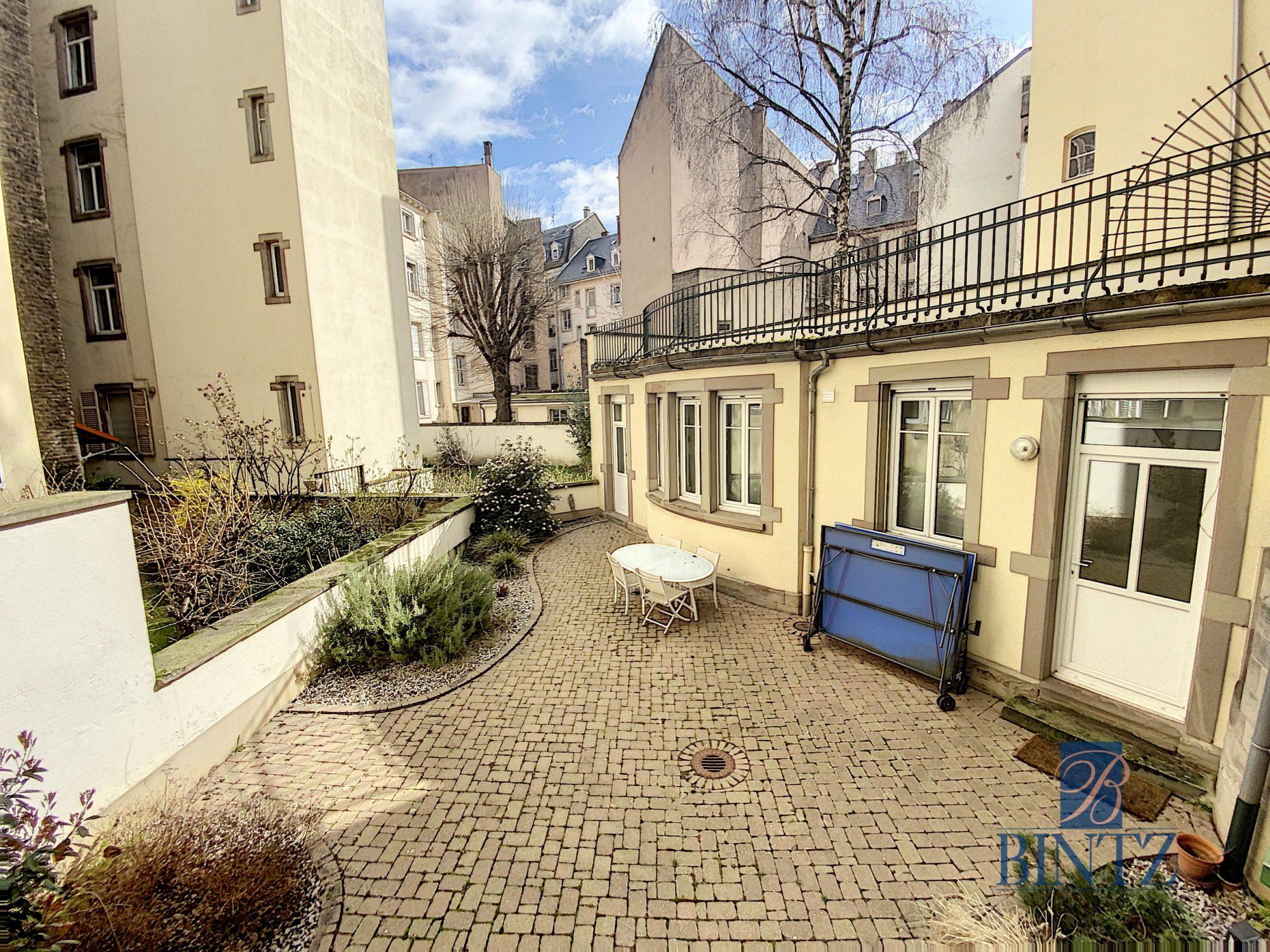 GRAND 1PIÈCE MEUBLÉ NEUSTADT - Devenez locataire en toute sérénité - Bintz Immobilier - 5