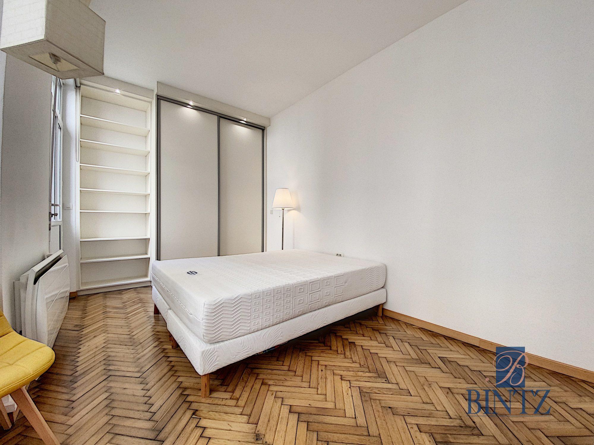 GRAND 1PIÈCE MEUBLÉ NEUSTADT - Devenez locataire en toute sérénité - Bintz Immobilier - 2