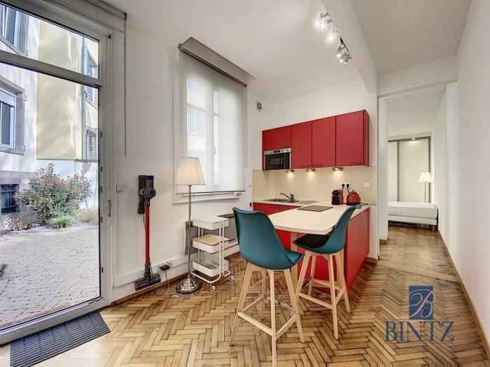 GRAND 1PIÈCE MEUBLÉ NEUSTADT - Devenez locataire en toute sérénité - Bintz Immobilier