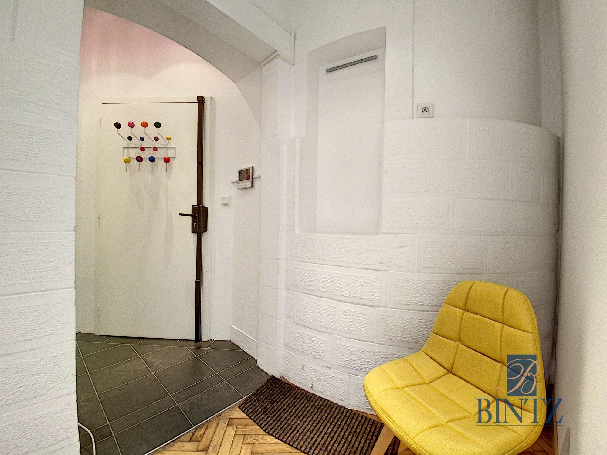 GRAND 1PIÈCE MEUBLÉ NEUSTADT - Devenez locataire en toute sérénité - Bintz Immobilier - 11