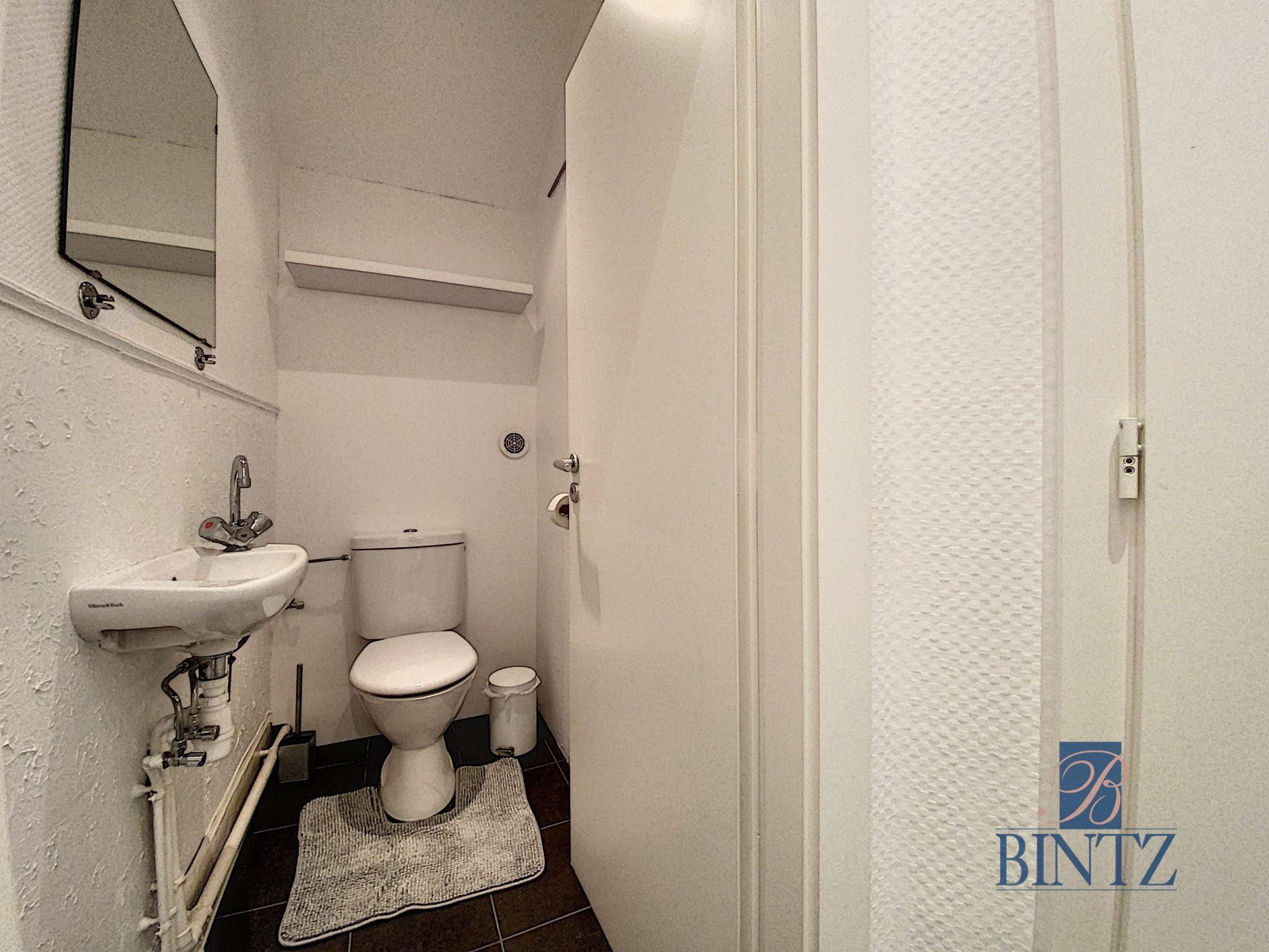 GRAND 1PIÈCE MEUBLÉ NEUSTADT - Devenez locataire en toute sérénité - Bintz Immobilier - 10