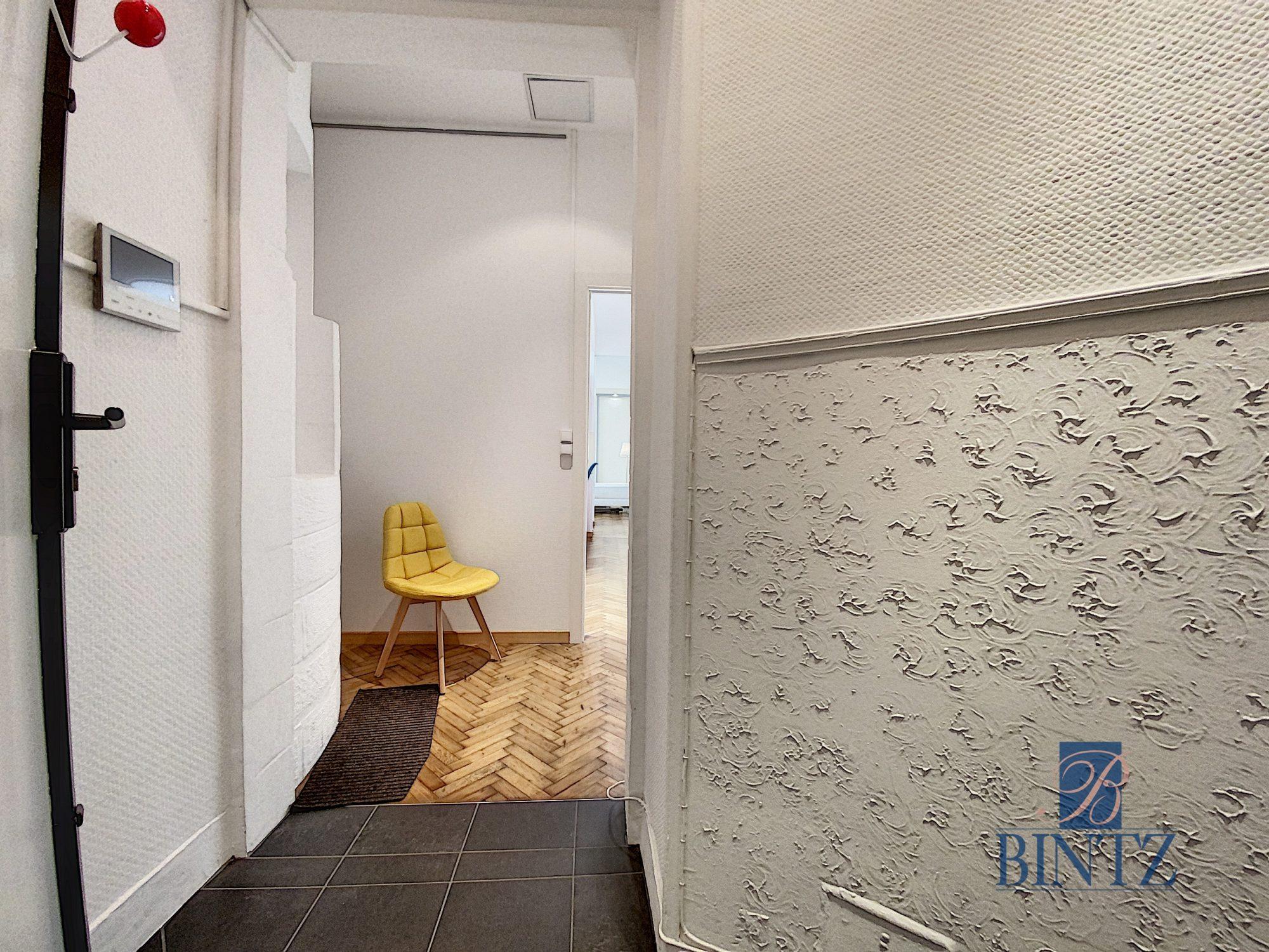 GRAND 1PIÈCE MEUBLÉ NEUSTADT - Devenez locataire en toute sérénité - Bintz Immobilier - 9
