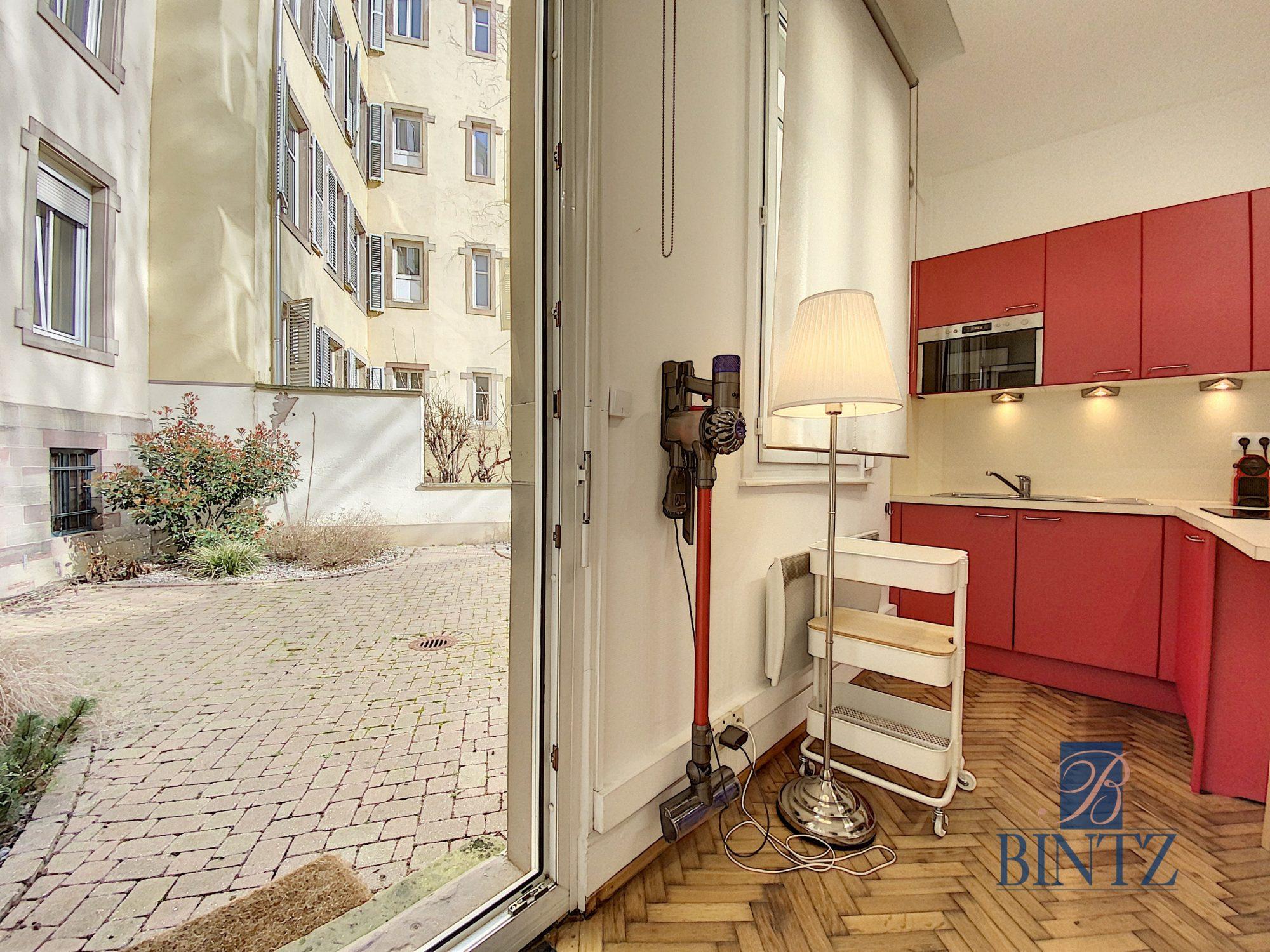 GRAND 1PIÈCE MEUBLÉ NEUSTADT - Devenez locataire en toute sérénité - Bintz Immobilier - 8