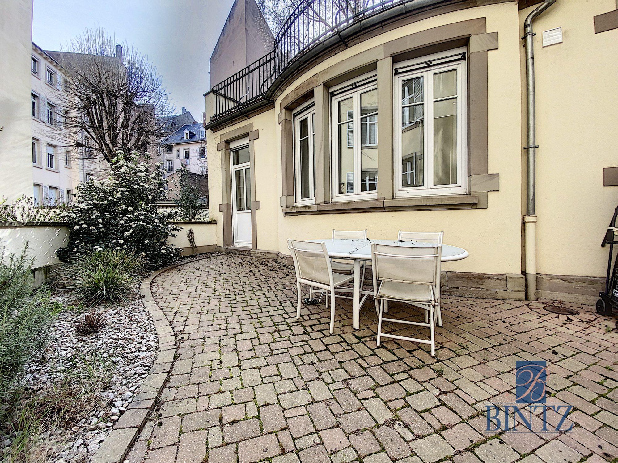 GRAND 1PIÈCE MEUBLÉ NEUSTADT - Devenez locataire en toute sérénité - Bintz Immobilier - 12