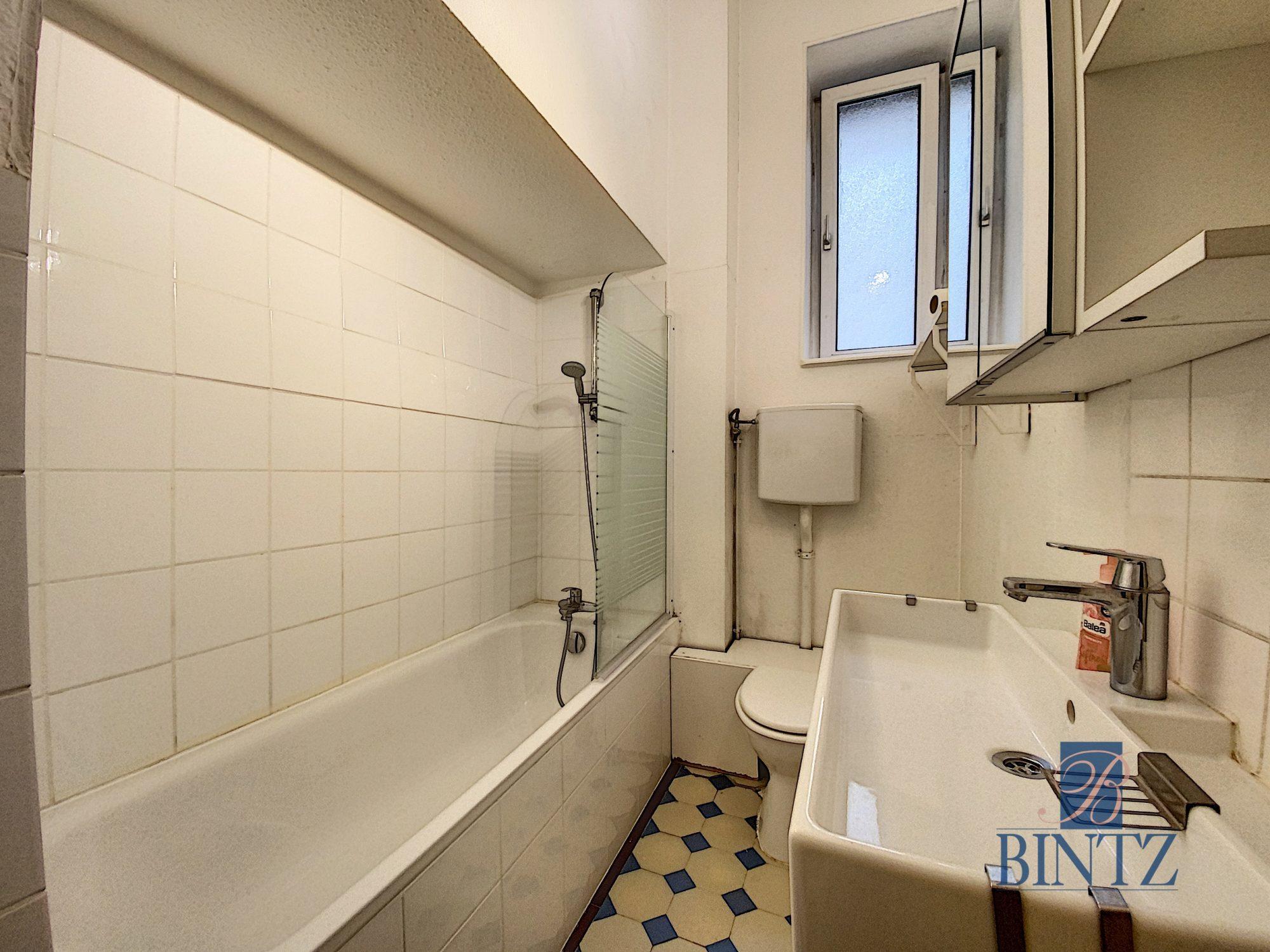 BEAU 4 PIÈCES SECTEUR FORET NOIRE - Devenez locataire en toute sérénité - Bintz Immobilier - 8