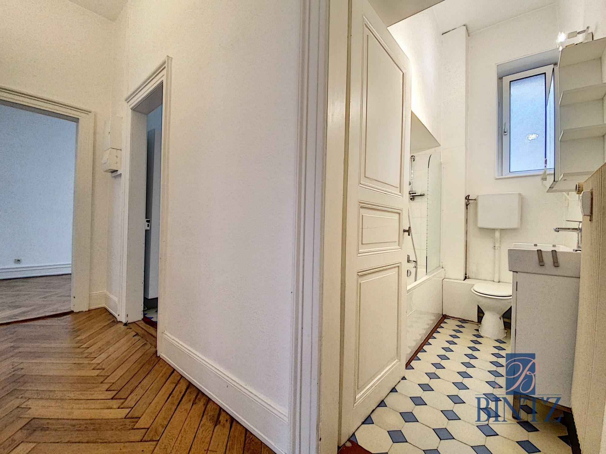 BEAU 4 PIÈCES SECTEUR FORET NOIRE - Devenez locataire en toute sérénité - Bintz Immobilier - 7