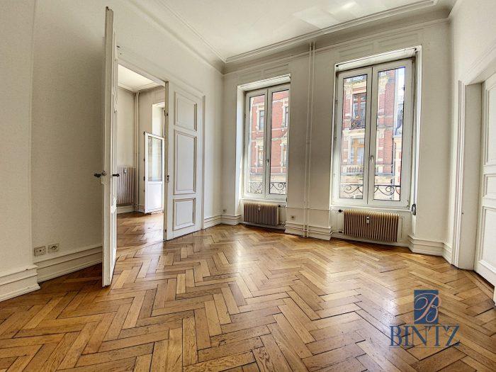BEAU 4 PIÈCES SECTEUR FORET NOIRE - Devenez locataire en toute sérénité - Bintz Immobilier