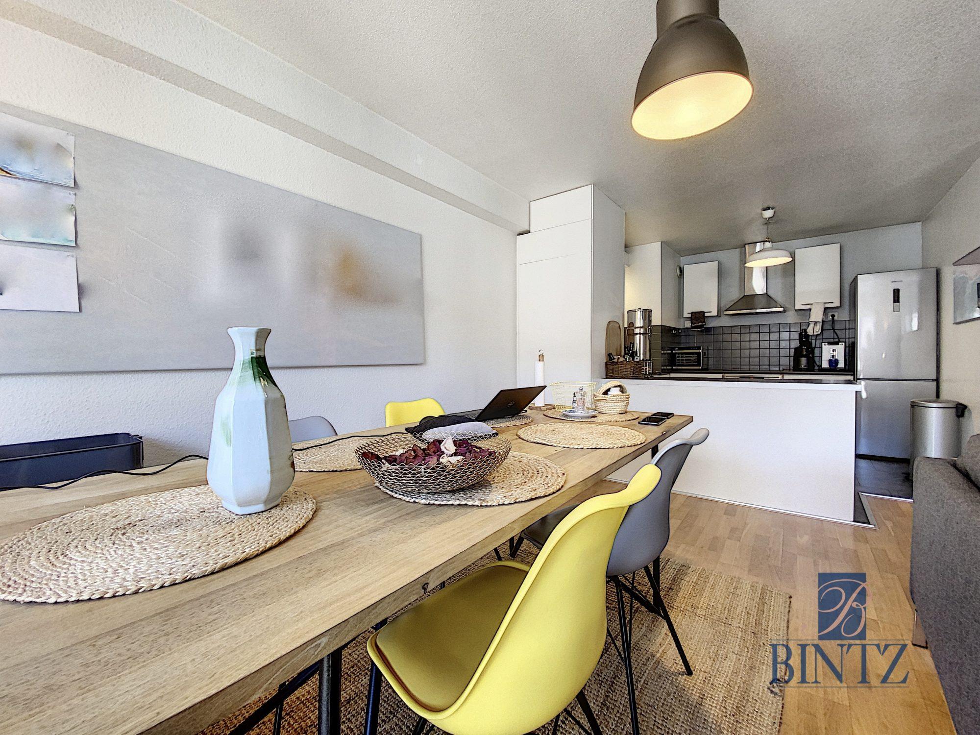 3 PIÈCES NEUSTADT AVEC GARAGE - Devenez locataire en toute sérénité - Bintz Immobilier - 4