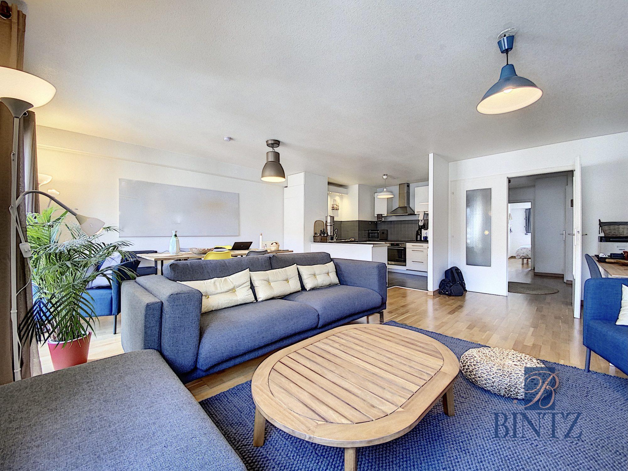3 PIÈCES NEUSTADT AVEC GARAGE - Devenez locataire en toute sérénité - Bintz Immobilier - 1