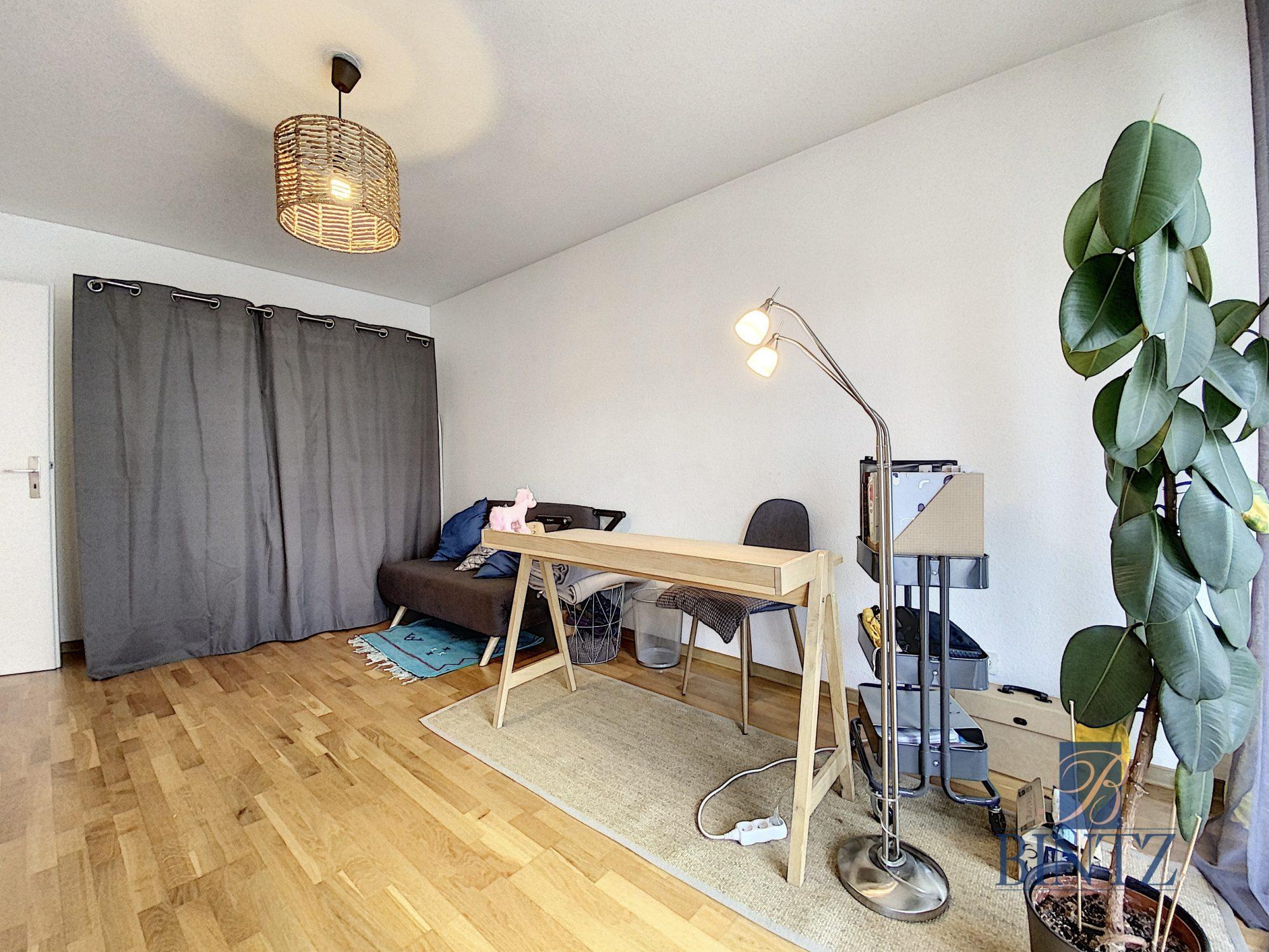 3 PIÈCES NEUSTADT AVEC GARAGE - Devenez locataire en toute sérénité - Bintz Immobilier - 9