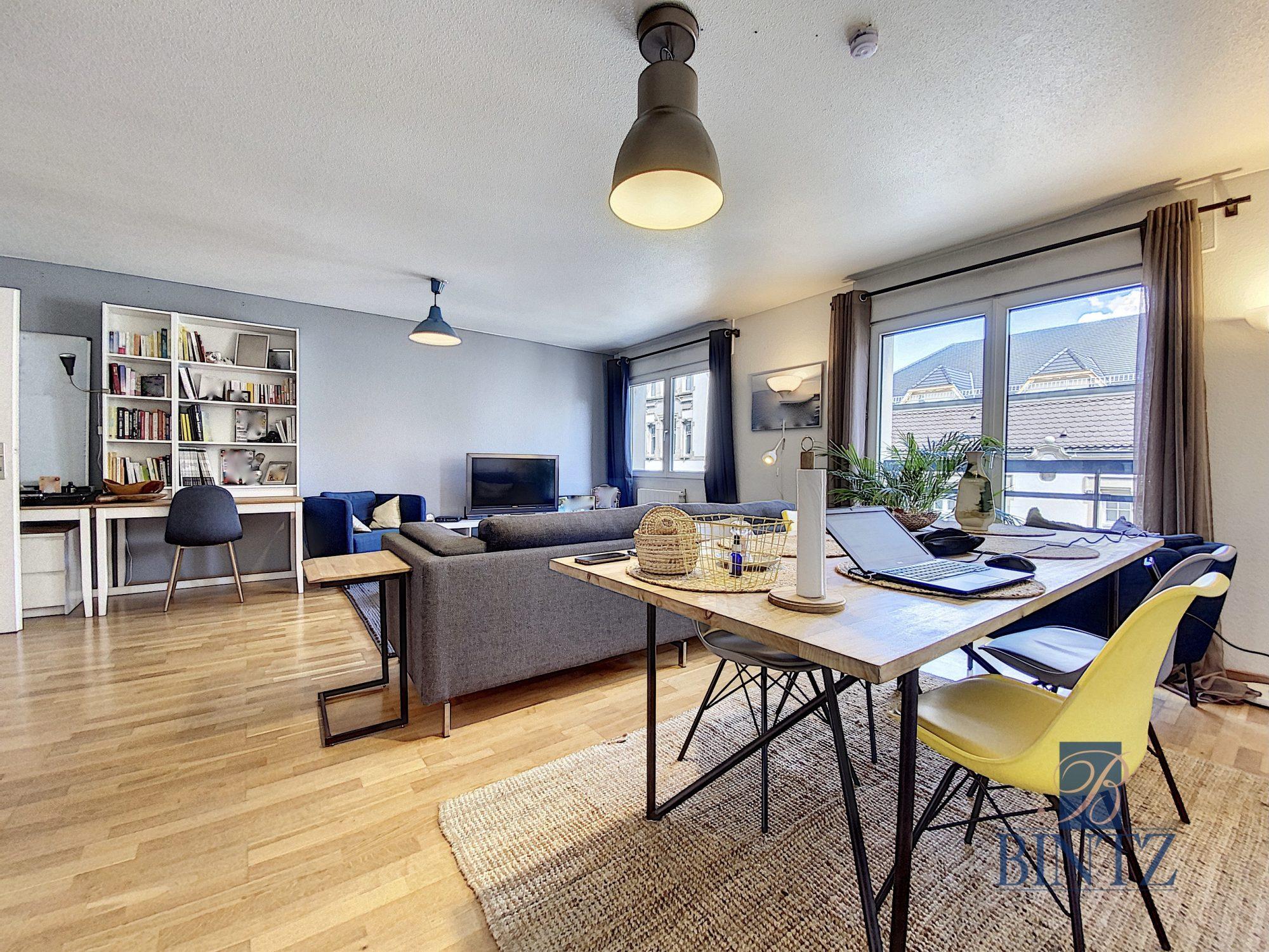 3 PIÈCES NEUSTADT AVEC GARAGE - Devenez locataire en toute sérénité - Bintz Immobilier - 11
