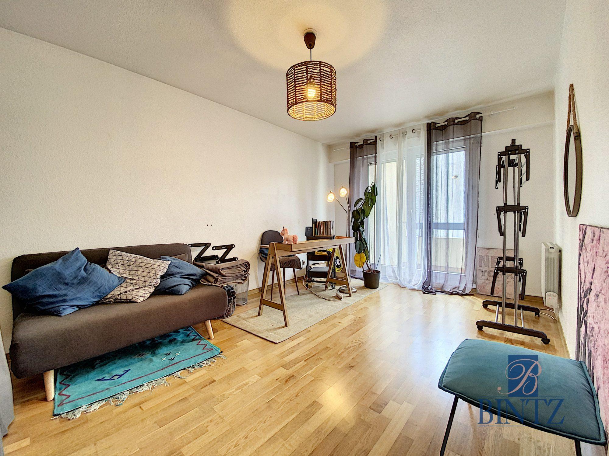 3 PIÈCES NEUSTADT AVEC GARAGE - Devenez locataire en toute sérénité - Bintz Immobilier - 12