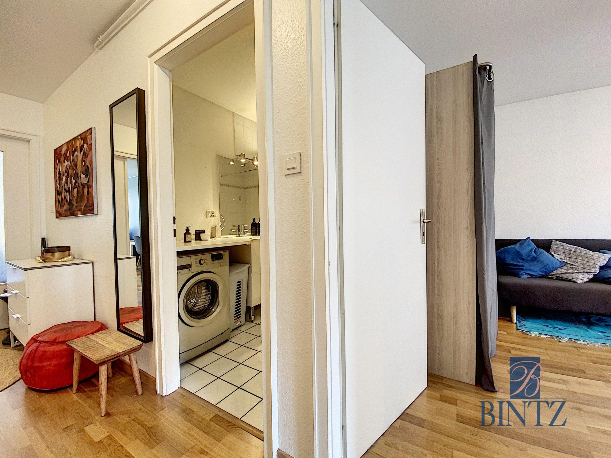 3 PIÈCES NEUSTADT AVEC GARAGE - Devenez locataire en toute sérénité - Bintz Immobilier - 13