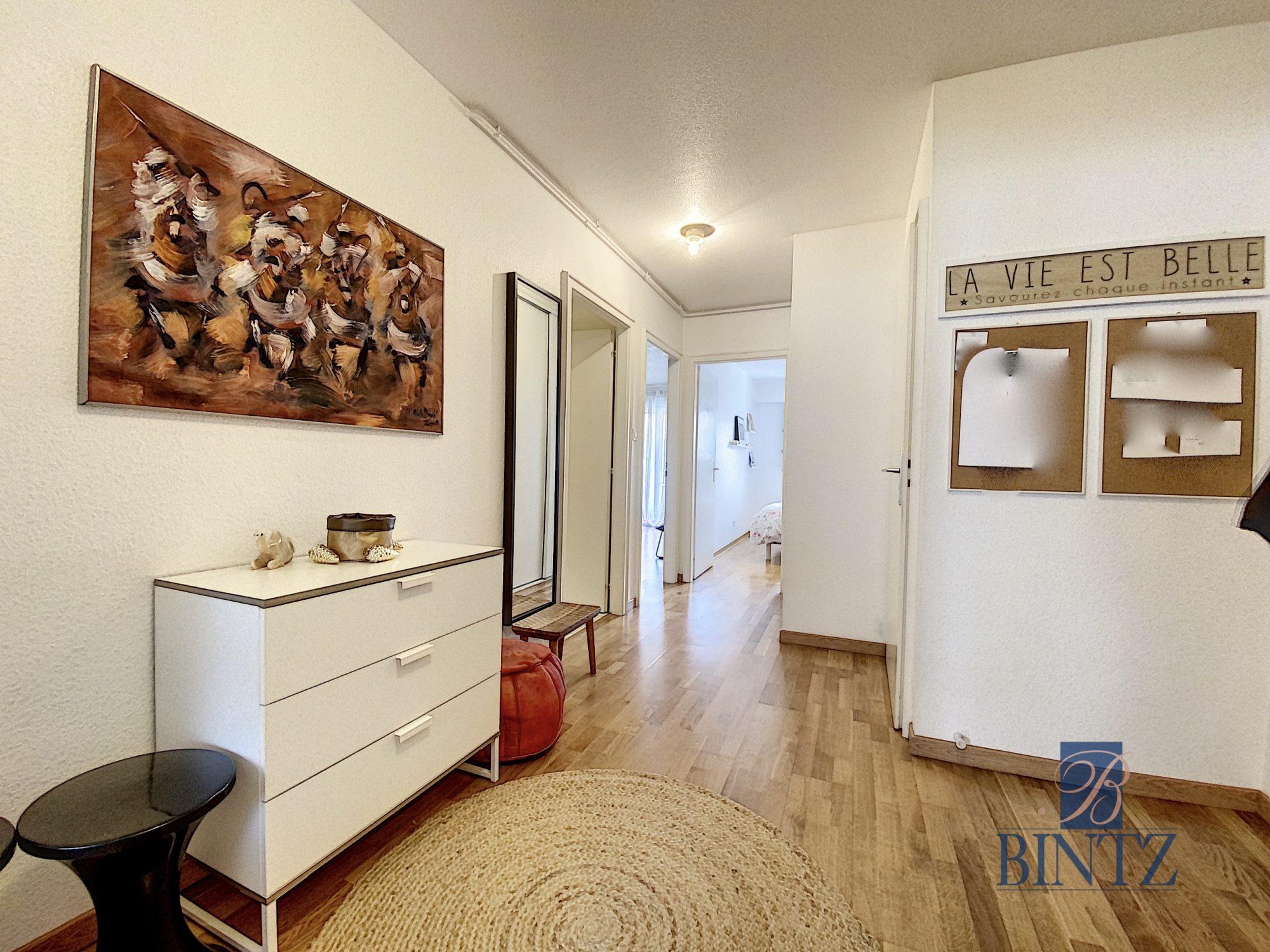 3 PIÈCES NEUSTADT AVEC GARAGE - Devenez locataire en toute sérénité - Bintz Immobilier - 17
