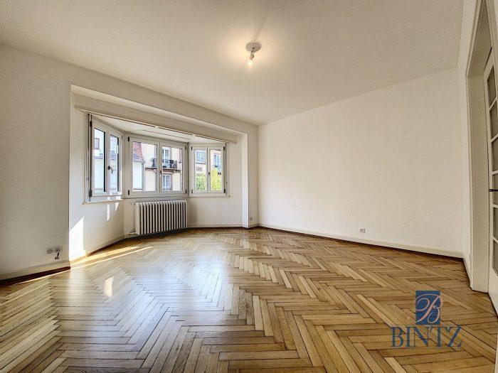 2 pièces orangerie avec balcon - Devenez locataire en toute sérénité - Bintz Immobilier