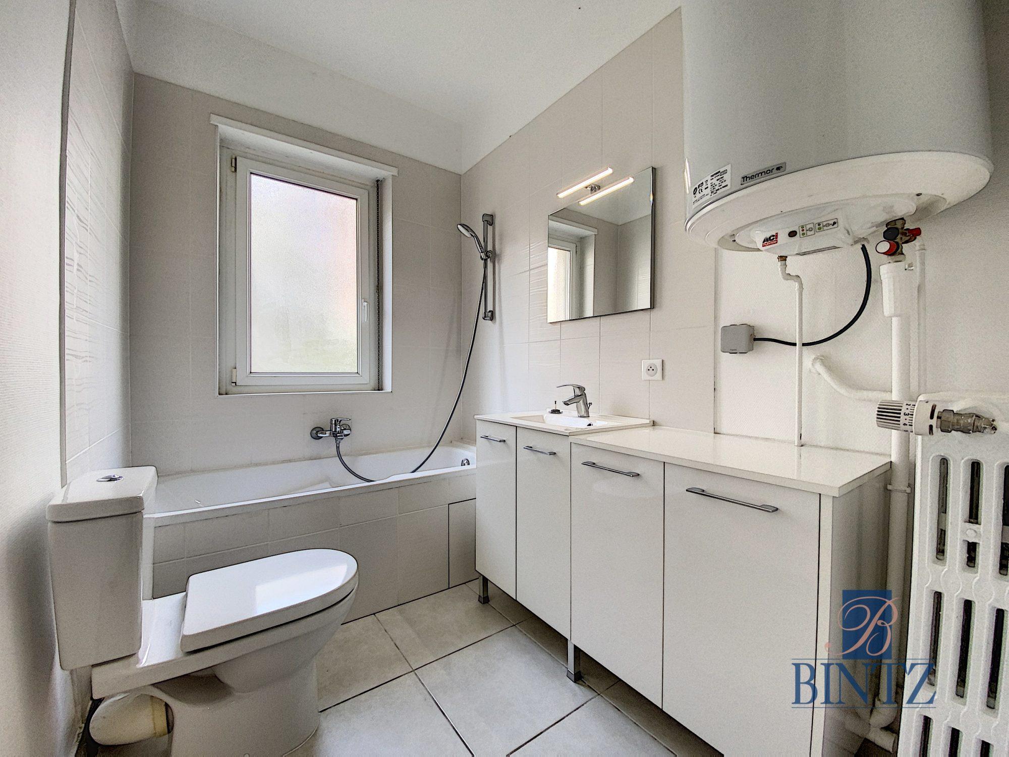 2 pièces orangerie avec balcon - Devenez locataire en toute sérénité - Bintz Immobilier - 11