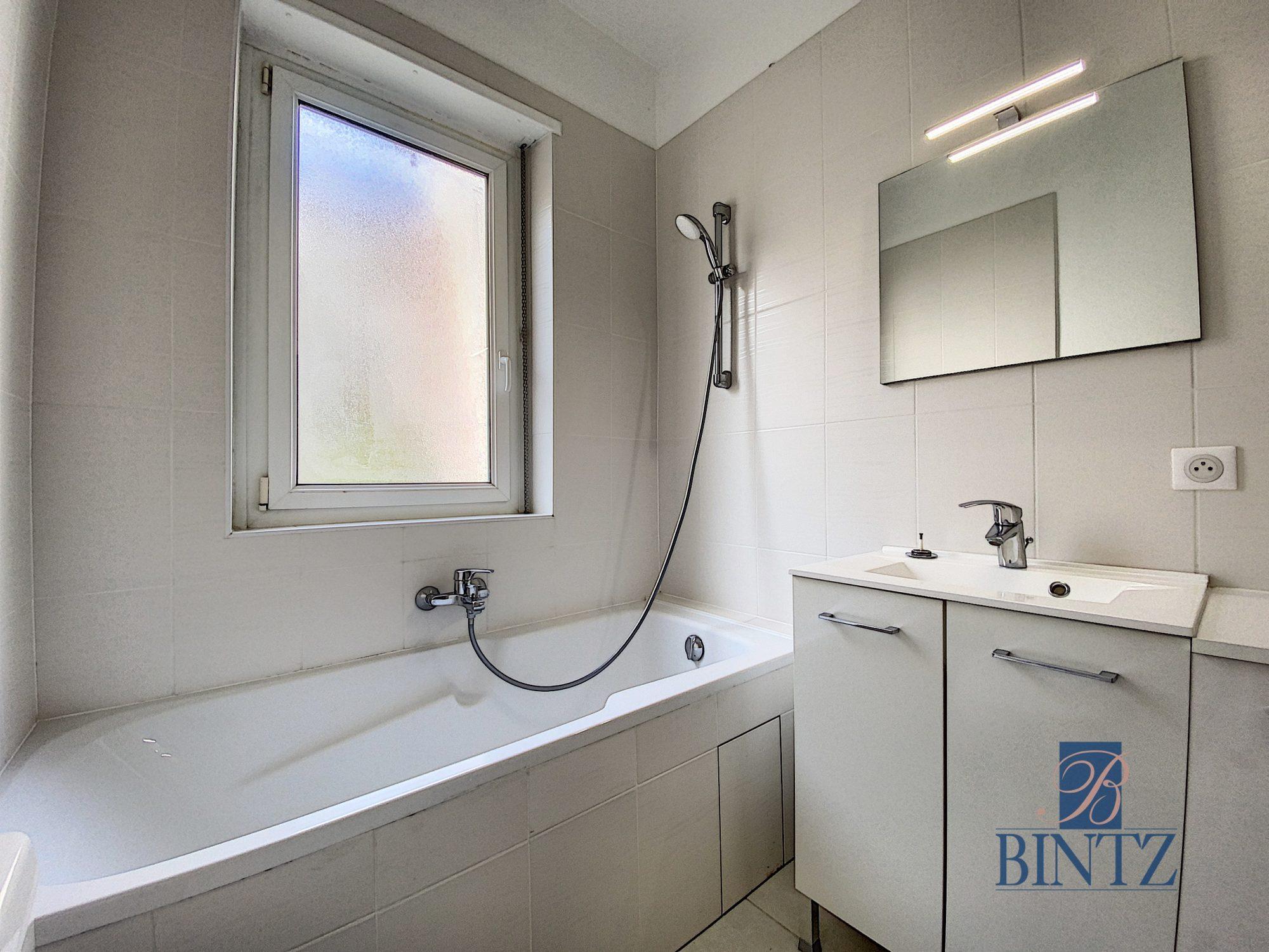 2 pièces orangerie avec balcon - Devenez locataire en toute sérénité - Bintz Immobilier - 4