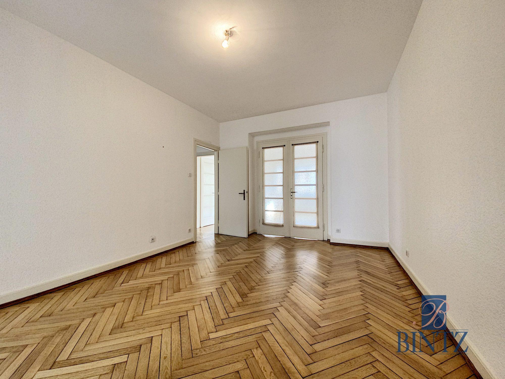 2 pièces orangerie avec balcon - Devenez locataire en toute sérénité - Bintz Immobilier - 2