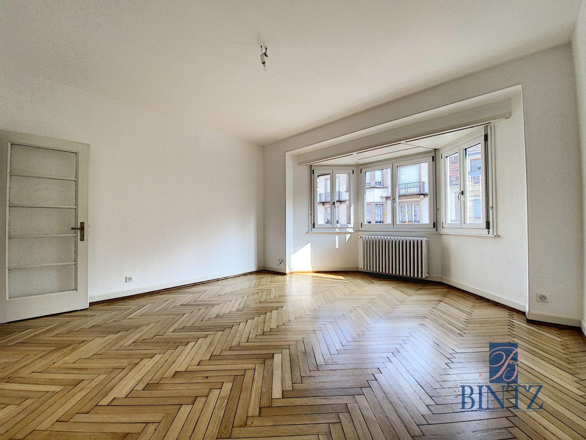 2 pièces orangerie avec balcon - Devenez locataire en toute sérénité - Bintz Immobilier - 9