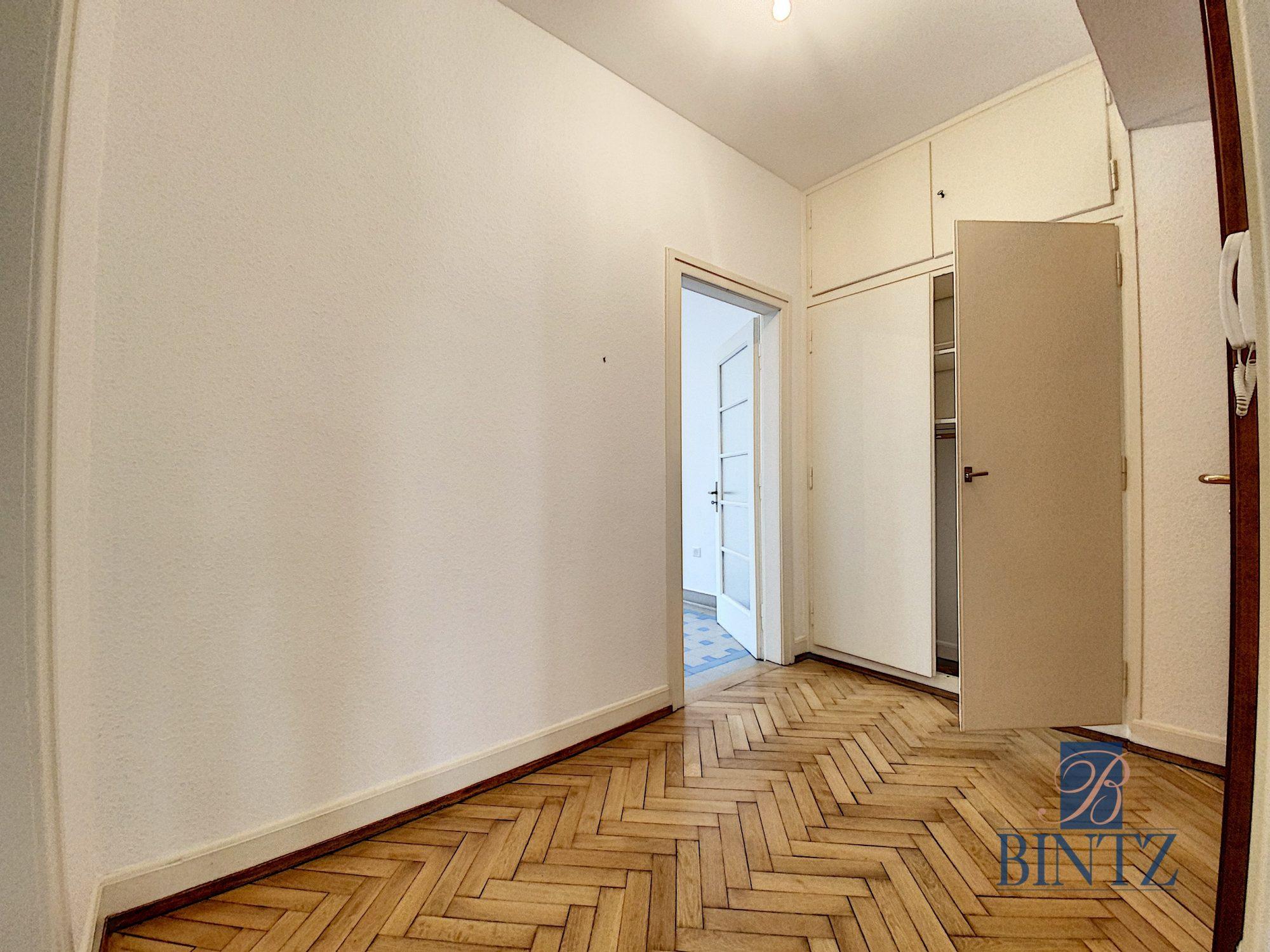 2 pièces orangerie avec balcon - Devenez locataire en toute sérénité - Bintz Immobilier - 8