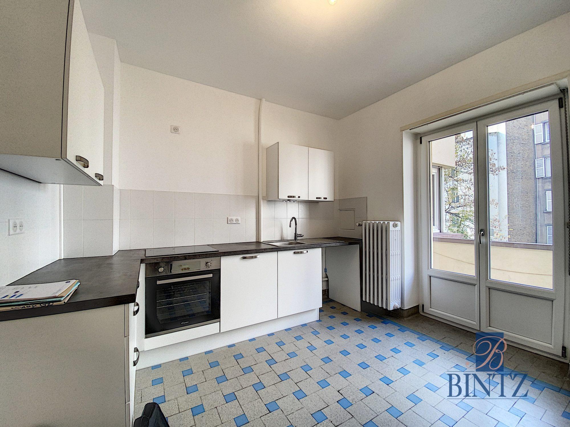 2 pièces orangerie avec balcon - Devenez locataire en toute sérénité - Bintz Immobilier - 3