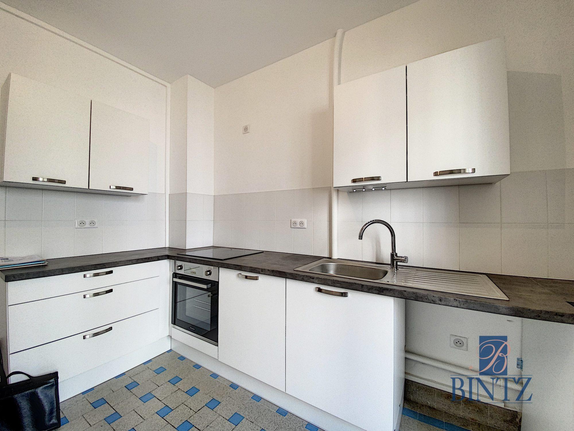 2 pièces orangerie avec balcon - Devenez locataire en toute sérénité - Bintz Immobilier - 10